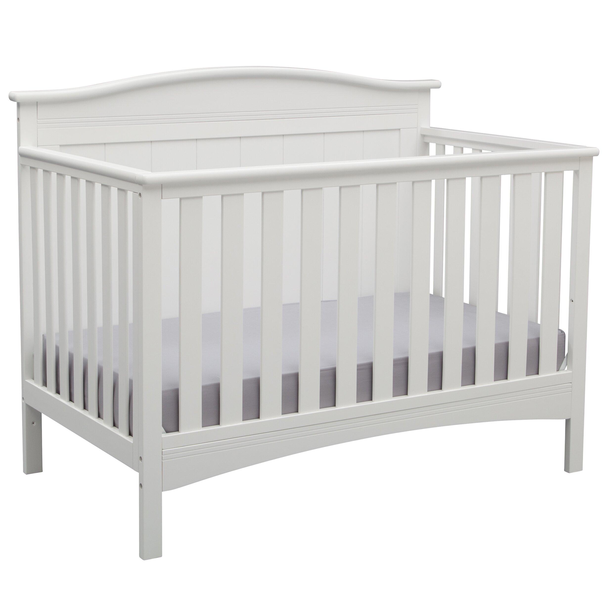 Delta Children Bennett 4 In 1 Convertible Crib Reviews