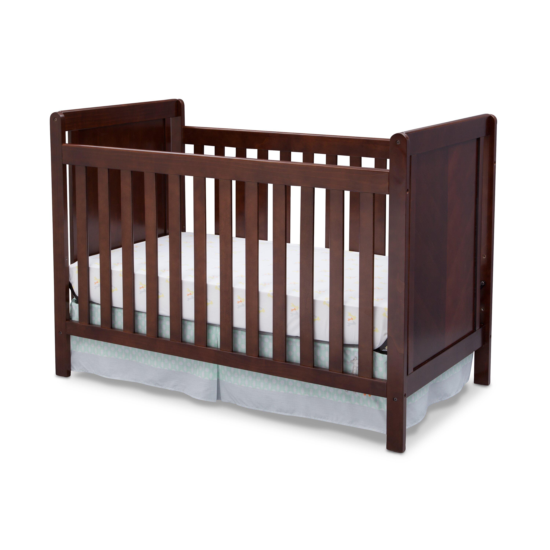 Delta Children Cypress 4-in-1 Convertible Crib