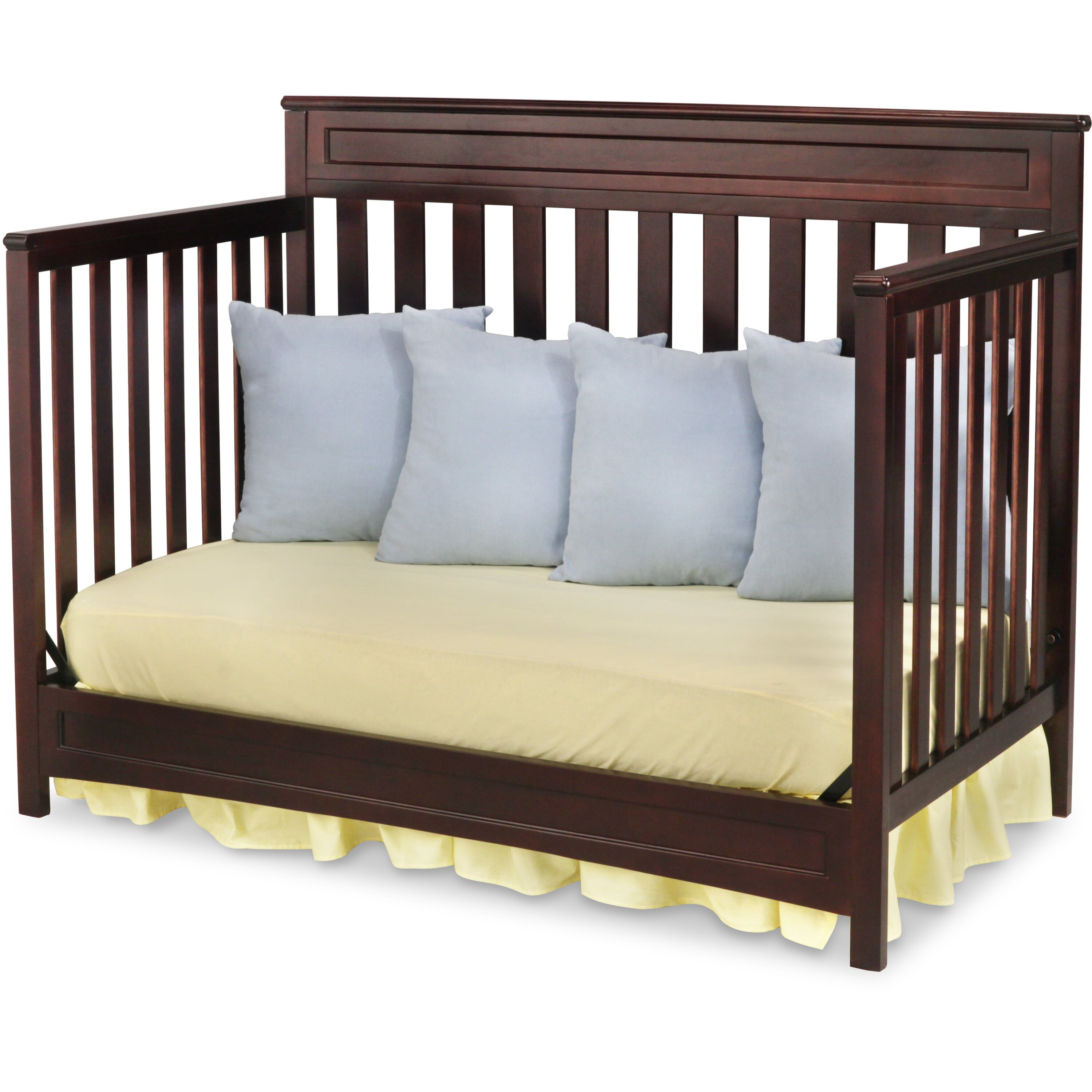 delta children geneva 4 in 1 convertible crib reviews wayfair