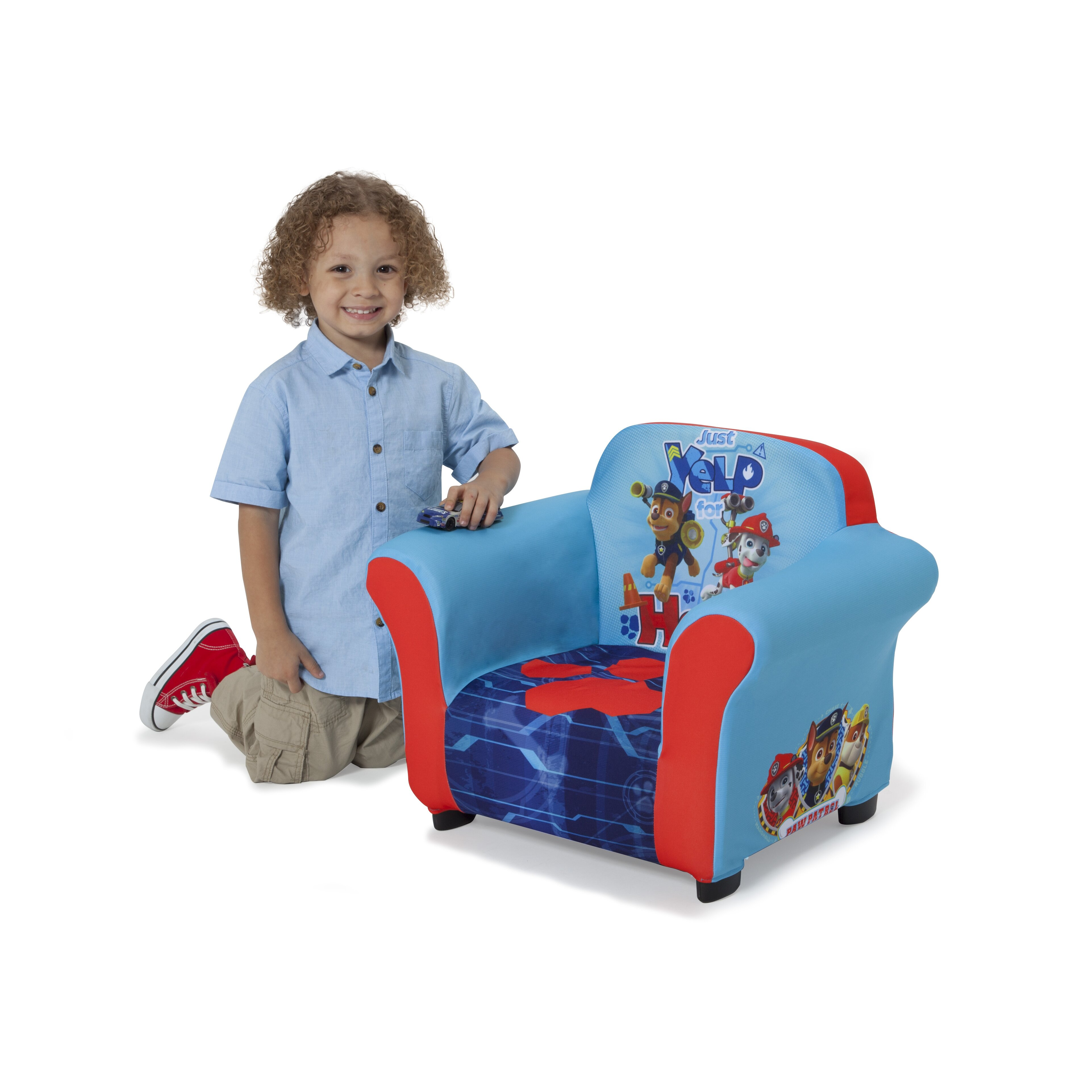 Delta Children Nick Jr Paw Patrol Kids Club Chair