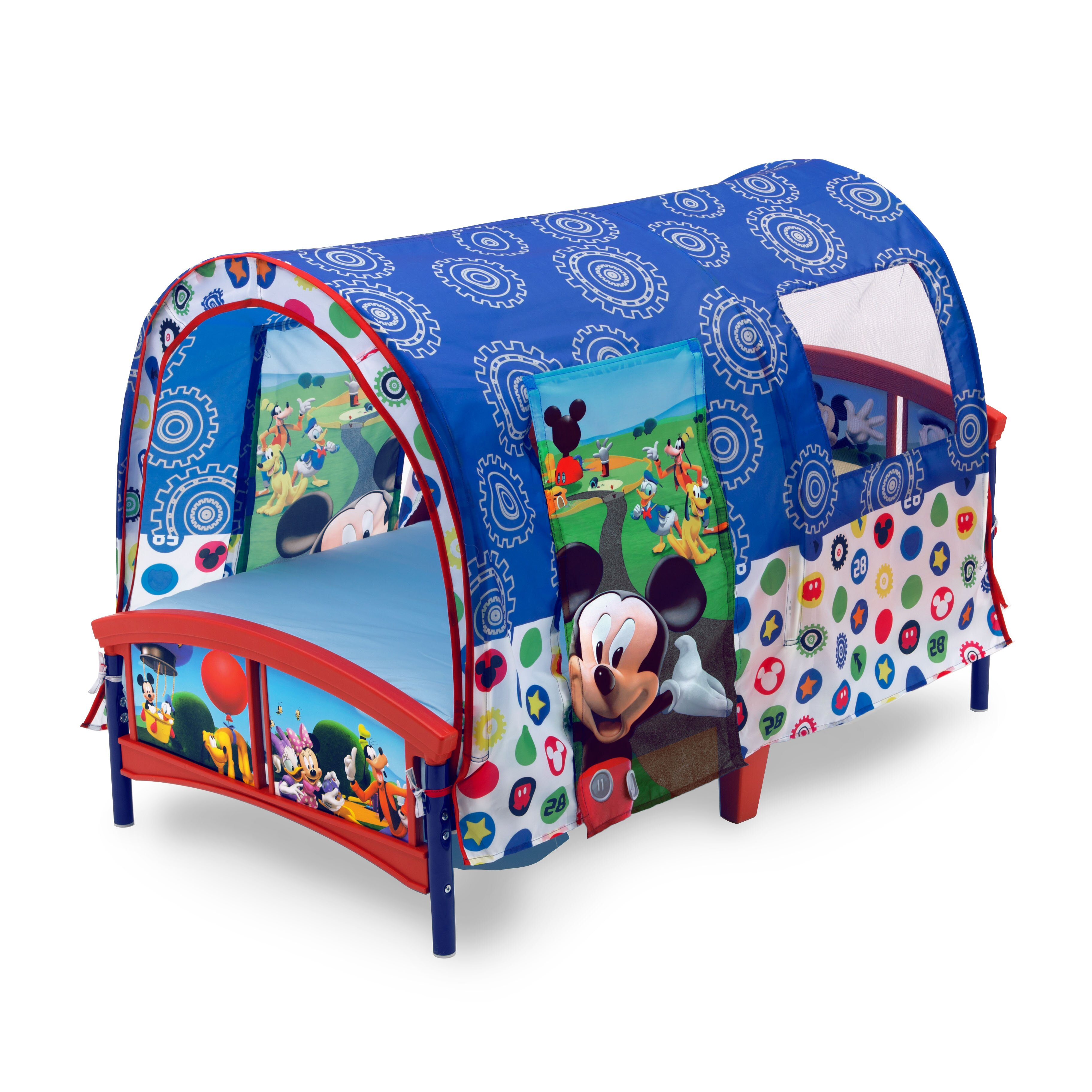 Delta Childrens Disney Mickey Mouse Toddler Bed Churchrirti