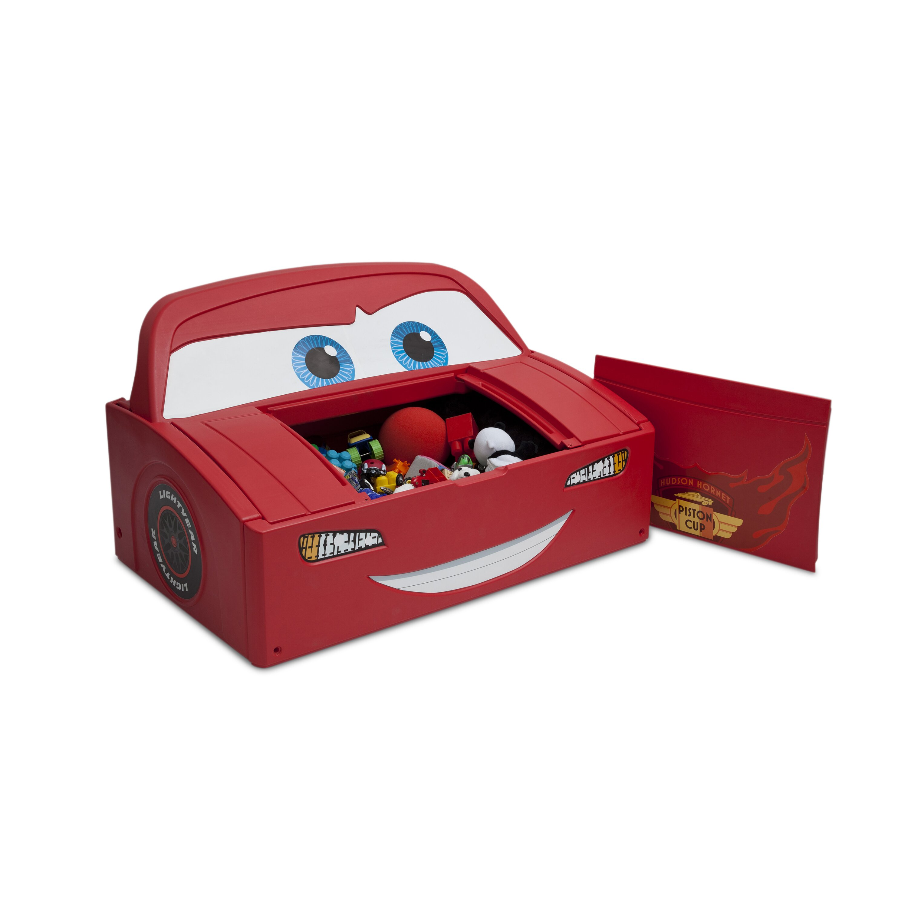 Delta Children Disney Pixar Cars Lightning Mcqueen