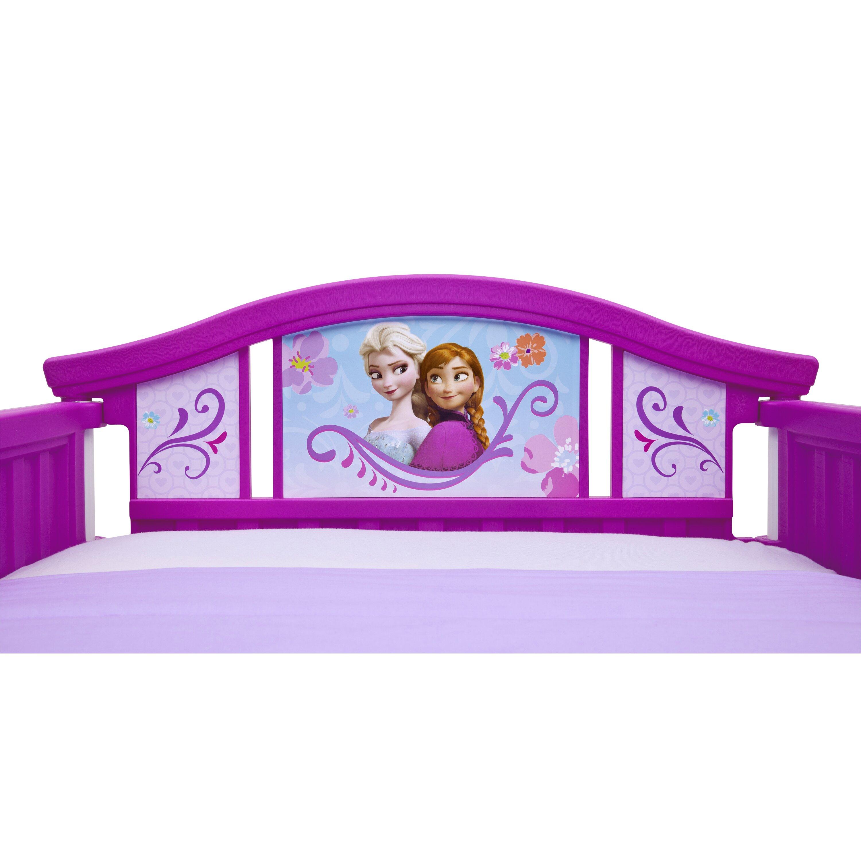 Delta Children Disney Frozen Toddler Bed & Reviews