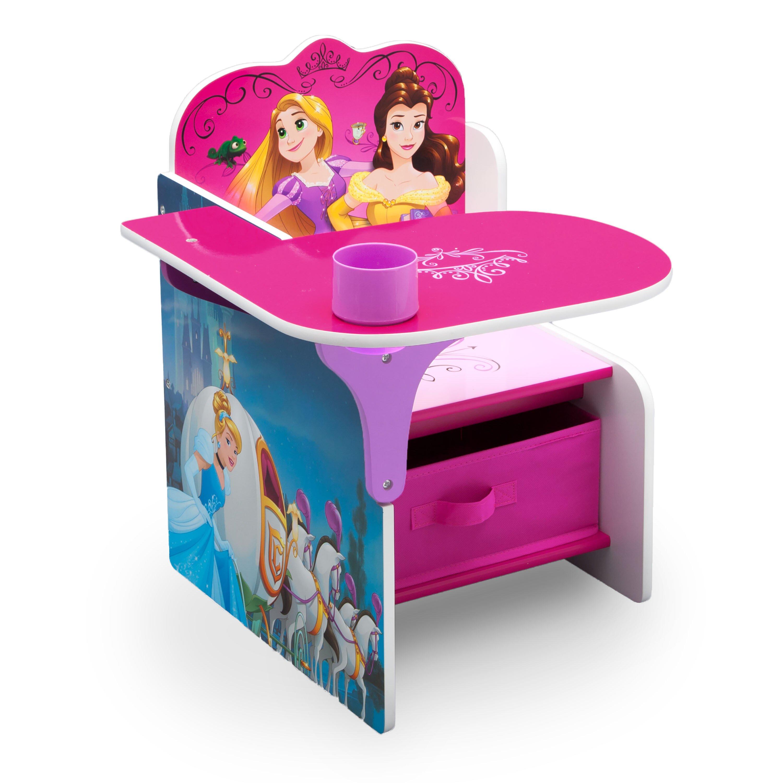 Delta Children Disney Princess Kids Novelty Chair With