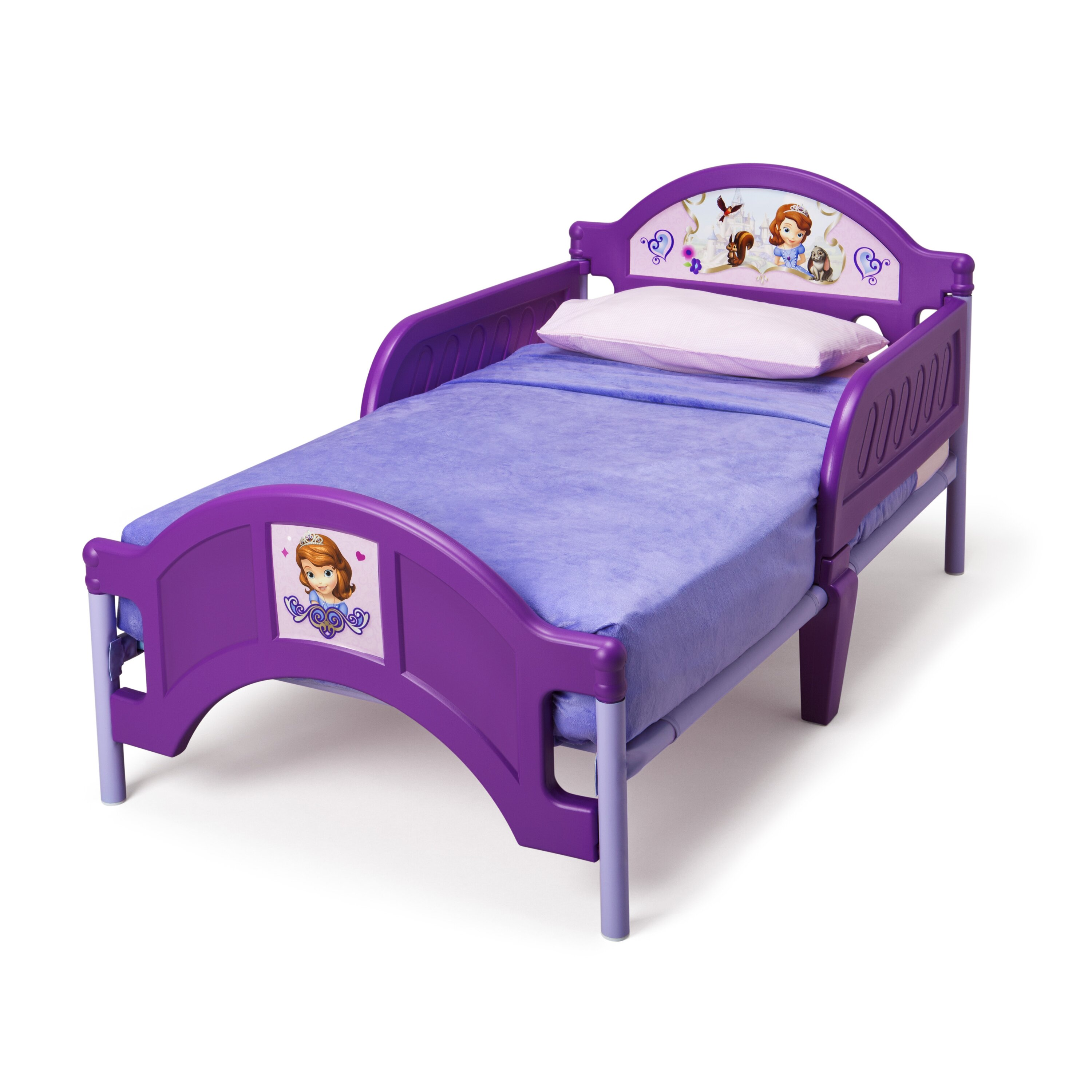 Delta Children Disney Sofia The First Convertible Toddler
