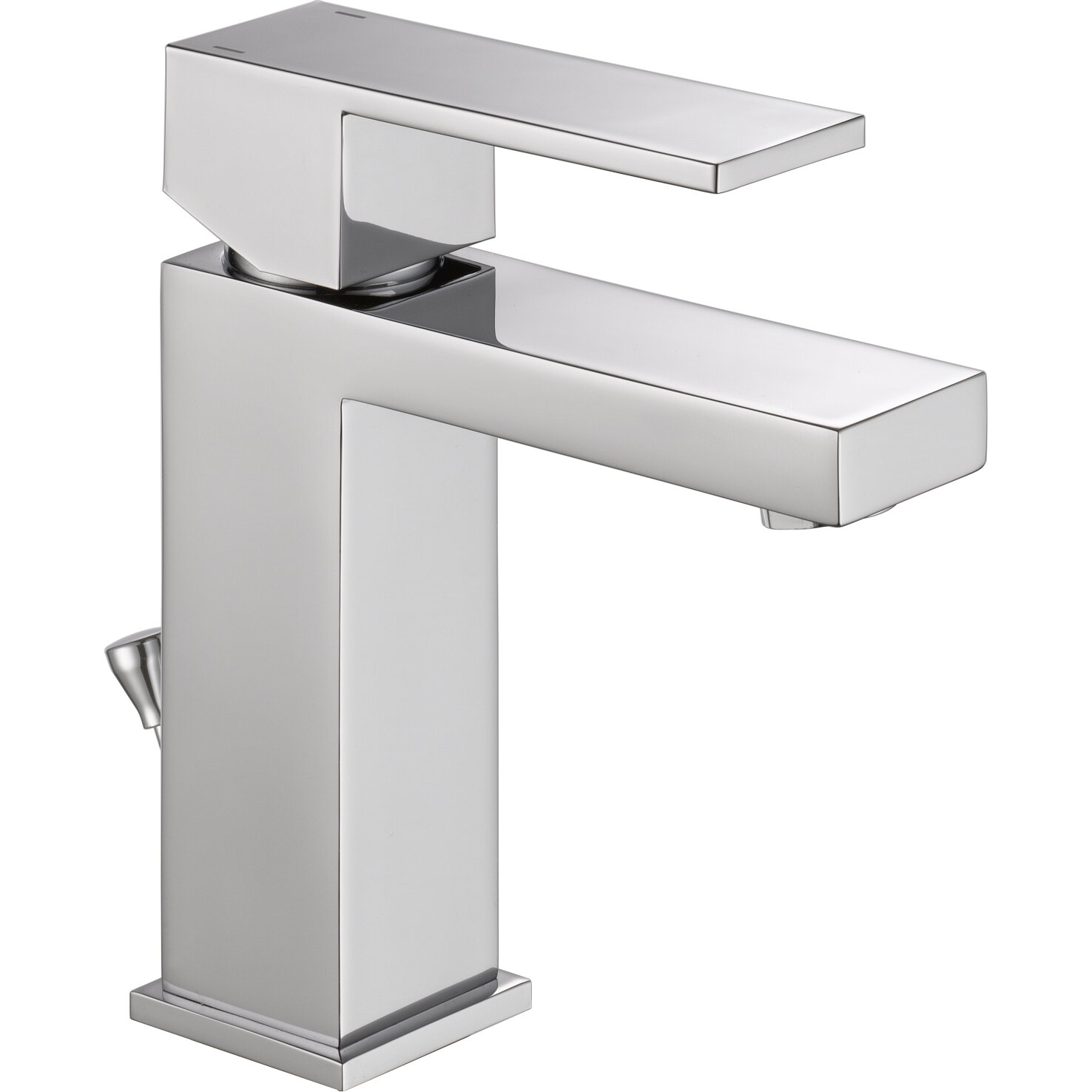 Delta Ara Single Handle Single Hole Lavatory Faucet With