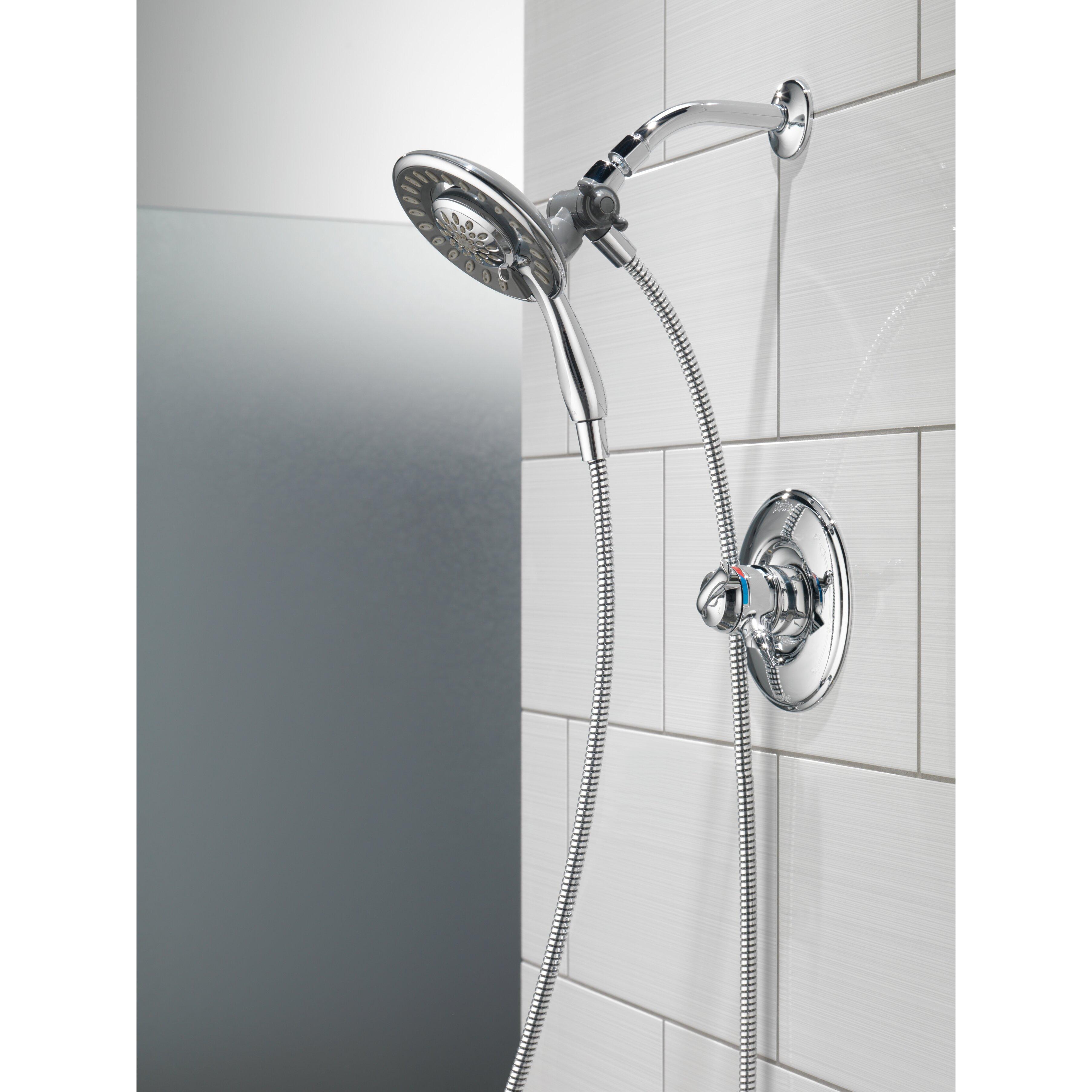 Delta Linden Dual Function Complete Shower System