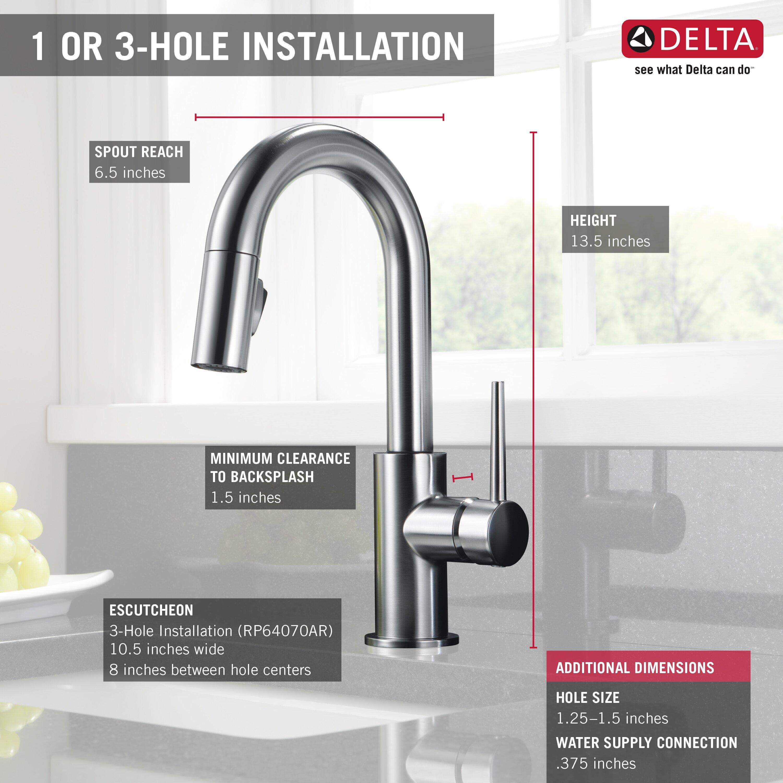delta trinsic bathroom faucet kitchen. Delta Trinsic Kitchen Faucet  Unique Style Of Oil Rubbed Bronze
