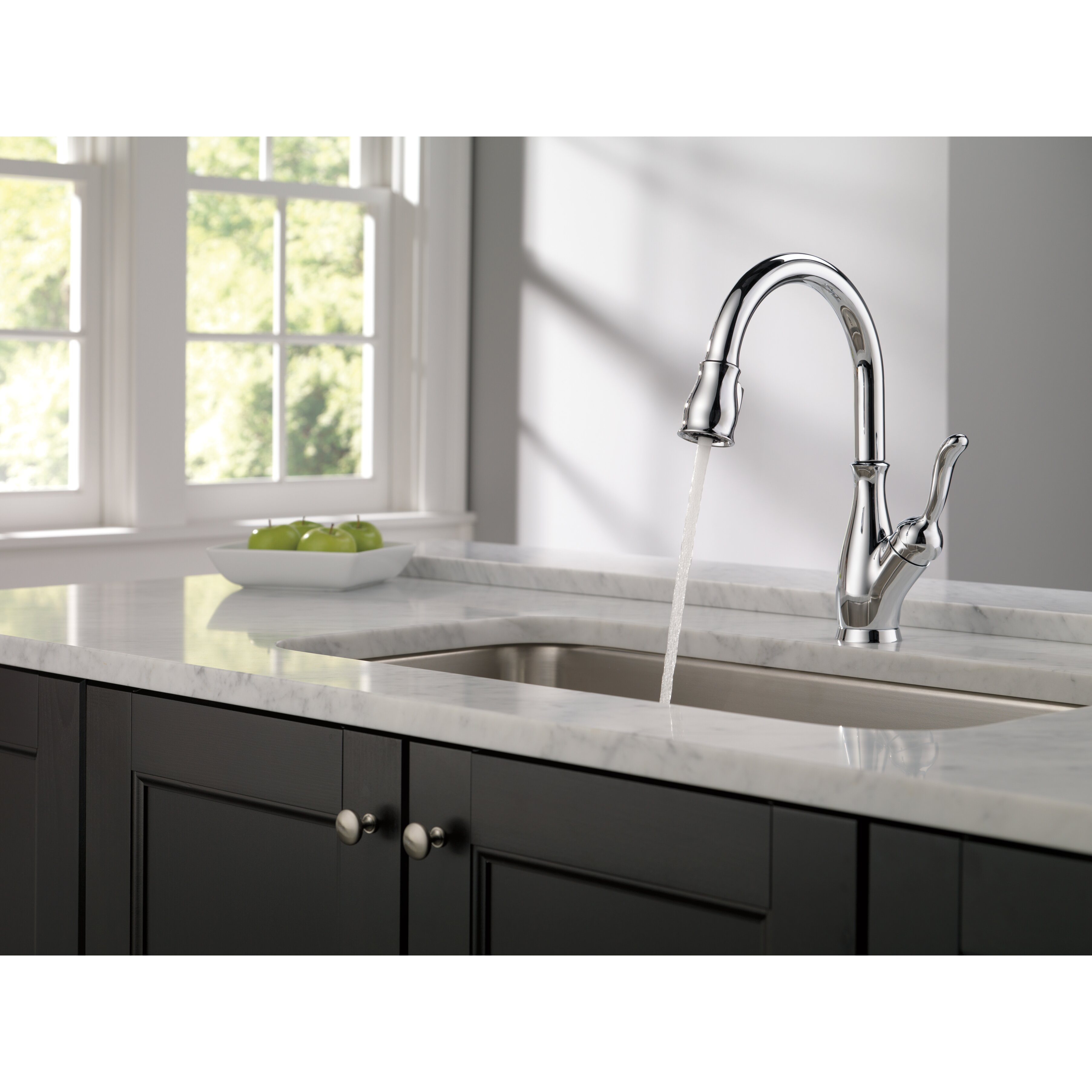 leland singles You'll love the leland pull down single handle kitchen faucet with magnatite® docking and diamond seal technology at wayfair - great deals on all home improvement products with free shipping.