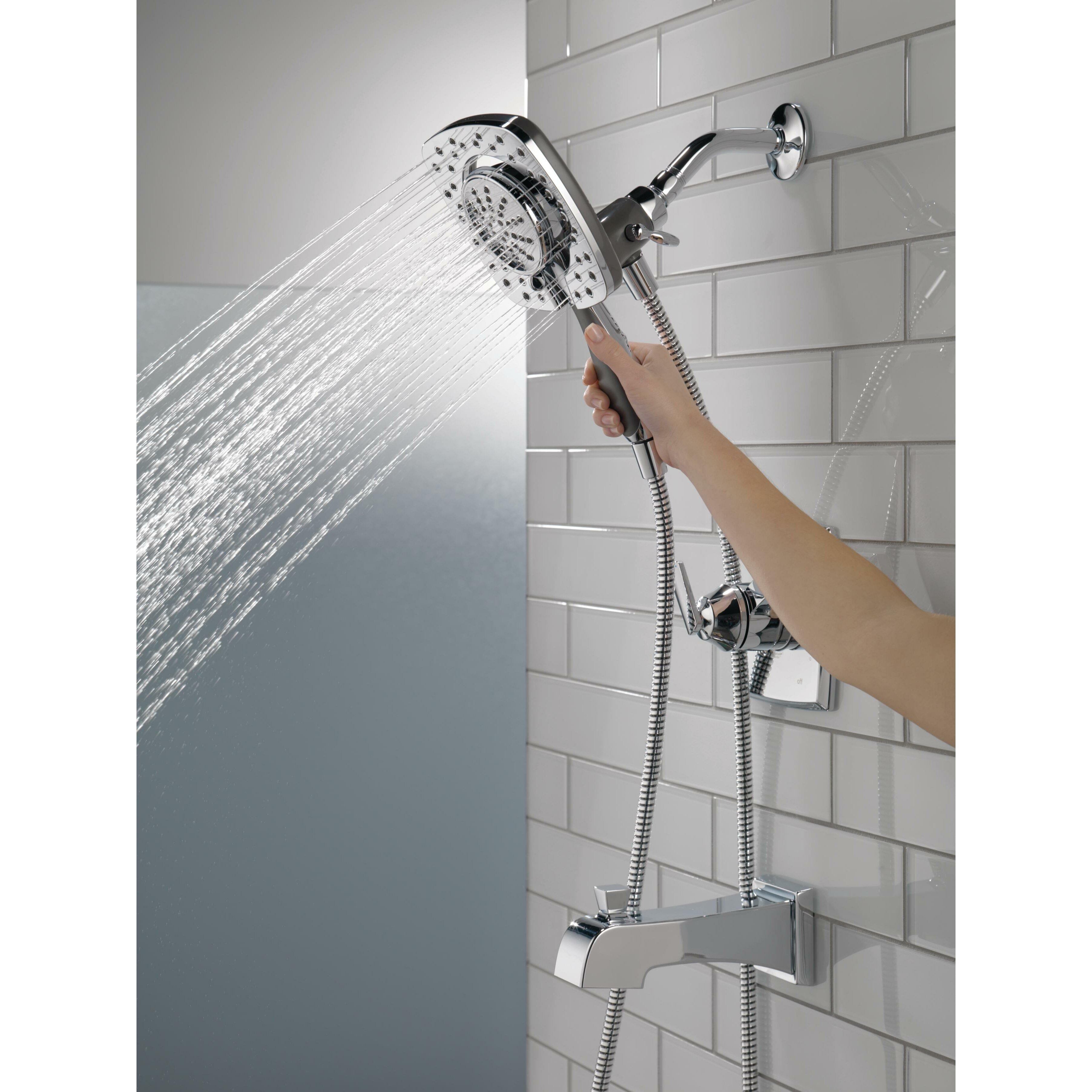 Delta Ashlyn Pressure Balance Tub And Shower Faucet Trim