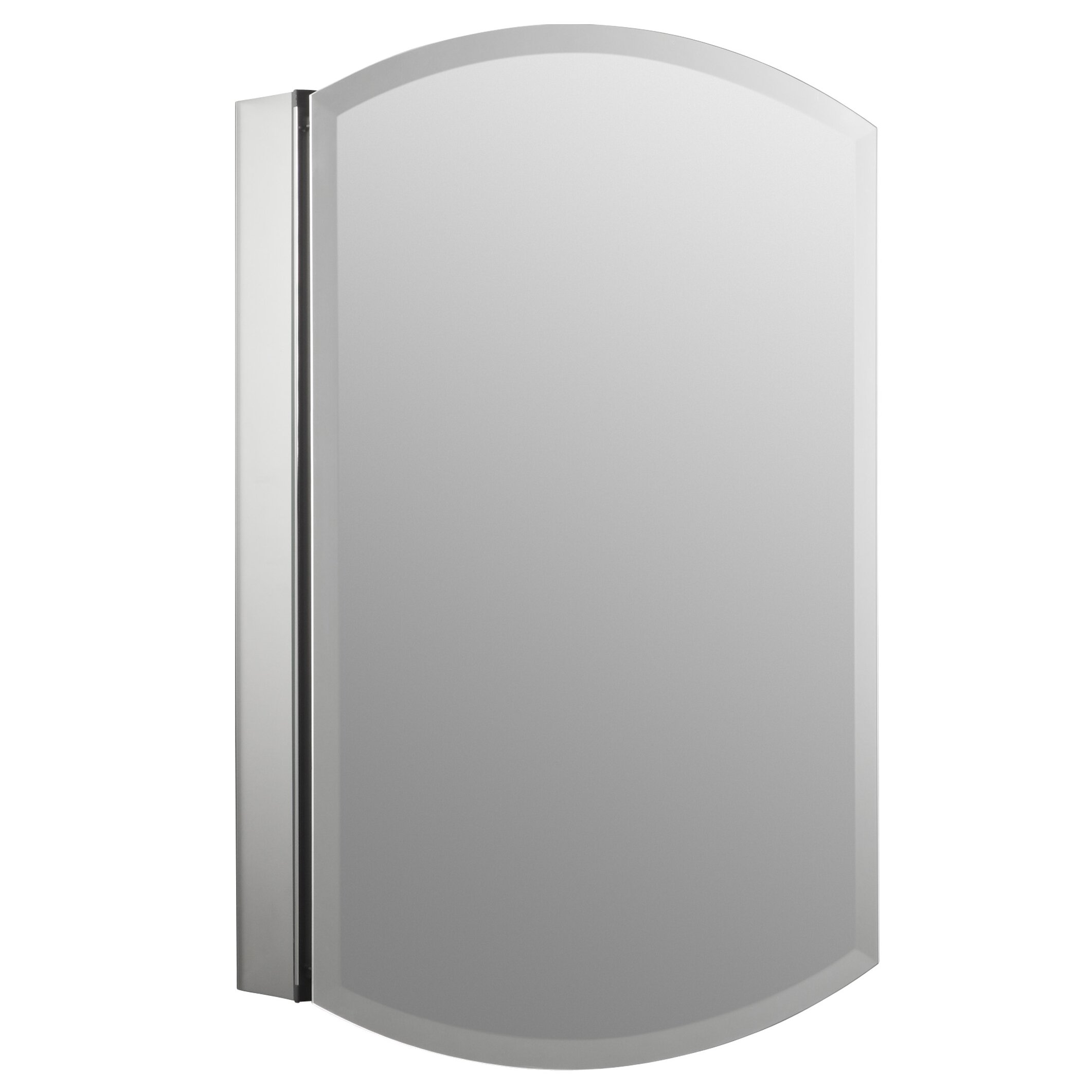kohler archer 20 x 31 aluminum wall mount medicine. Black Bedroom Furniture Sets. Home Design Ideas