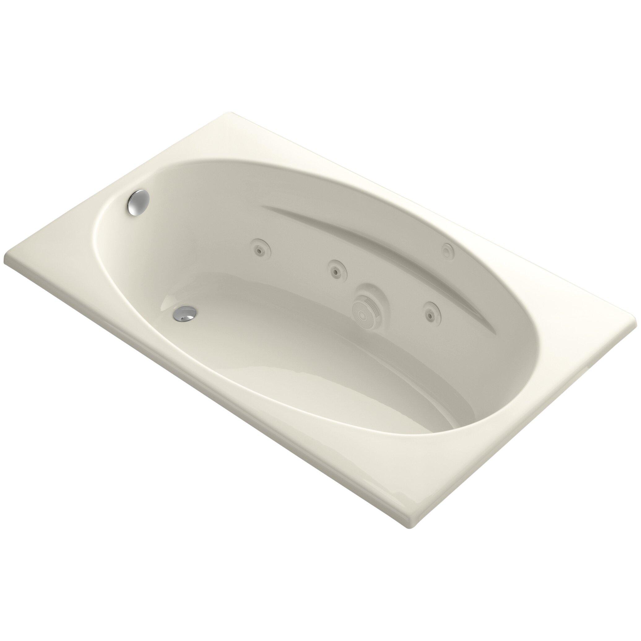 Bathtubs 60 X 36 28 Images Kohler 60 Quot X 36 Quot Whirpool Bathtub Wayfair Ca Carver Tubs