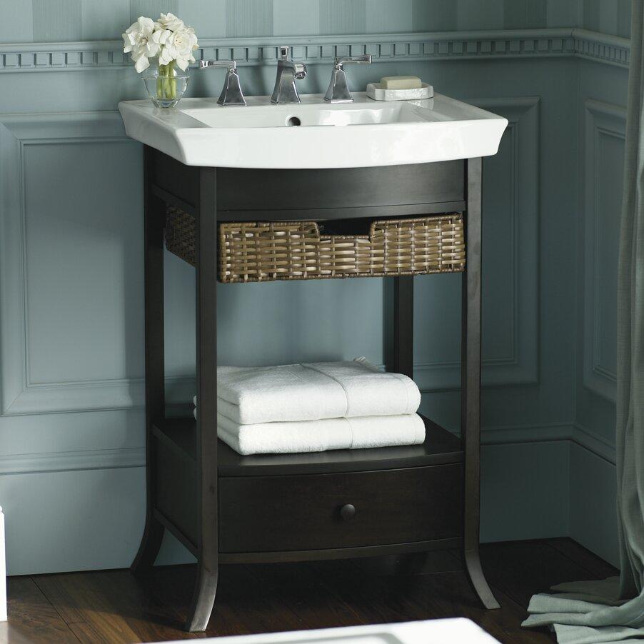 Archer Pedestal Sink : Kohler Archer Pedestal Bathroom Sink & Reviews Wayfair
