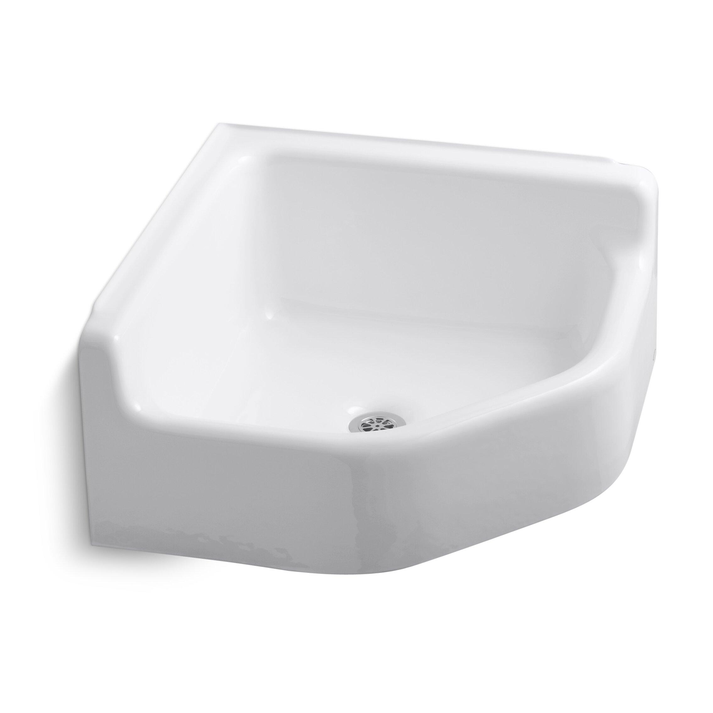Kohler Corner Sink : Kohler Whitby 28