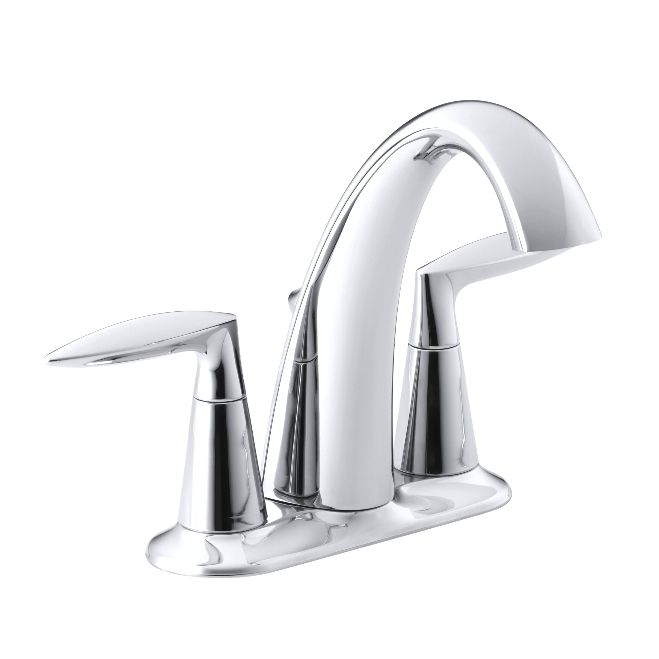 Kohler Faucet Reviews : Kohler Alteo Centerset Bathroom Sink Faucet & Reviews Wayfair