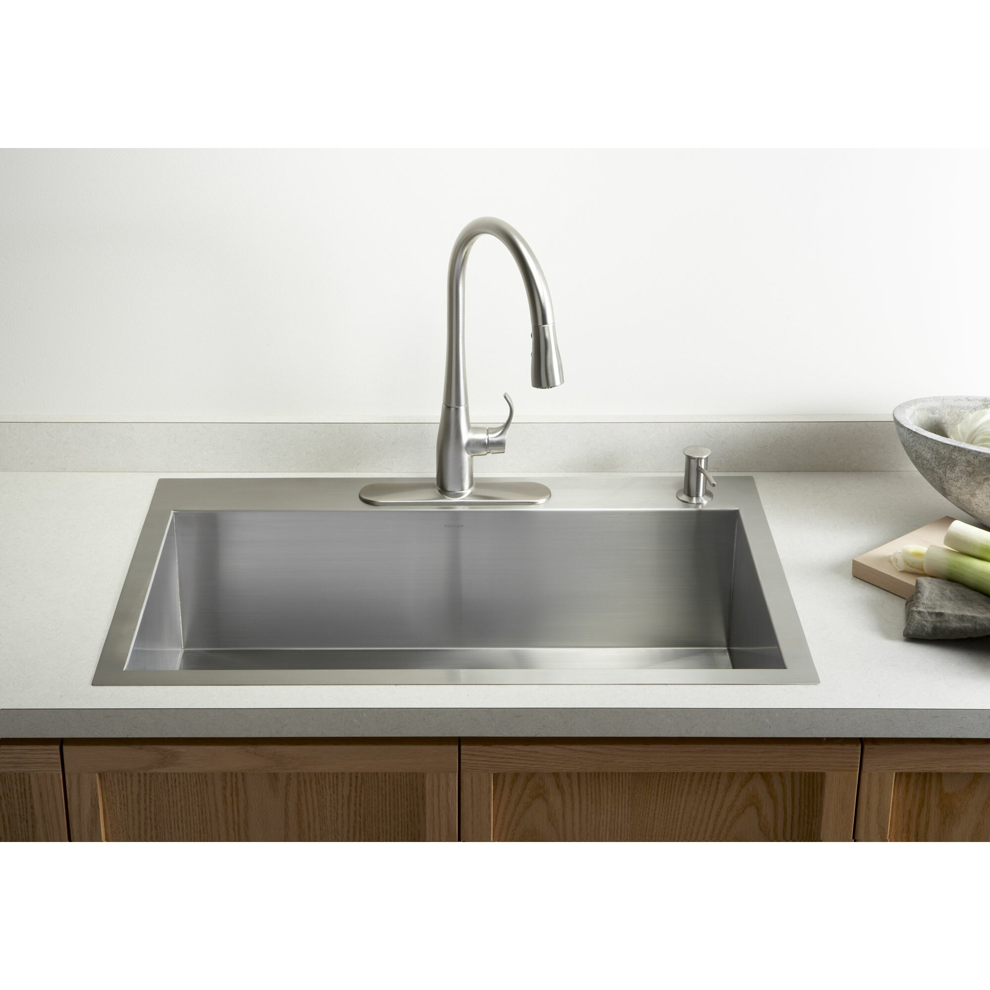 Top Mount Stainless Steel Kitchen Sinks home kitchen sinks top mount