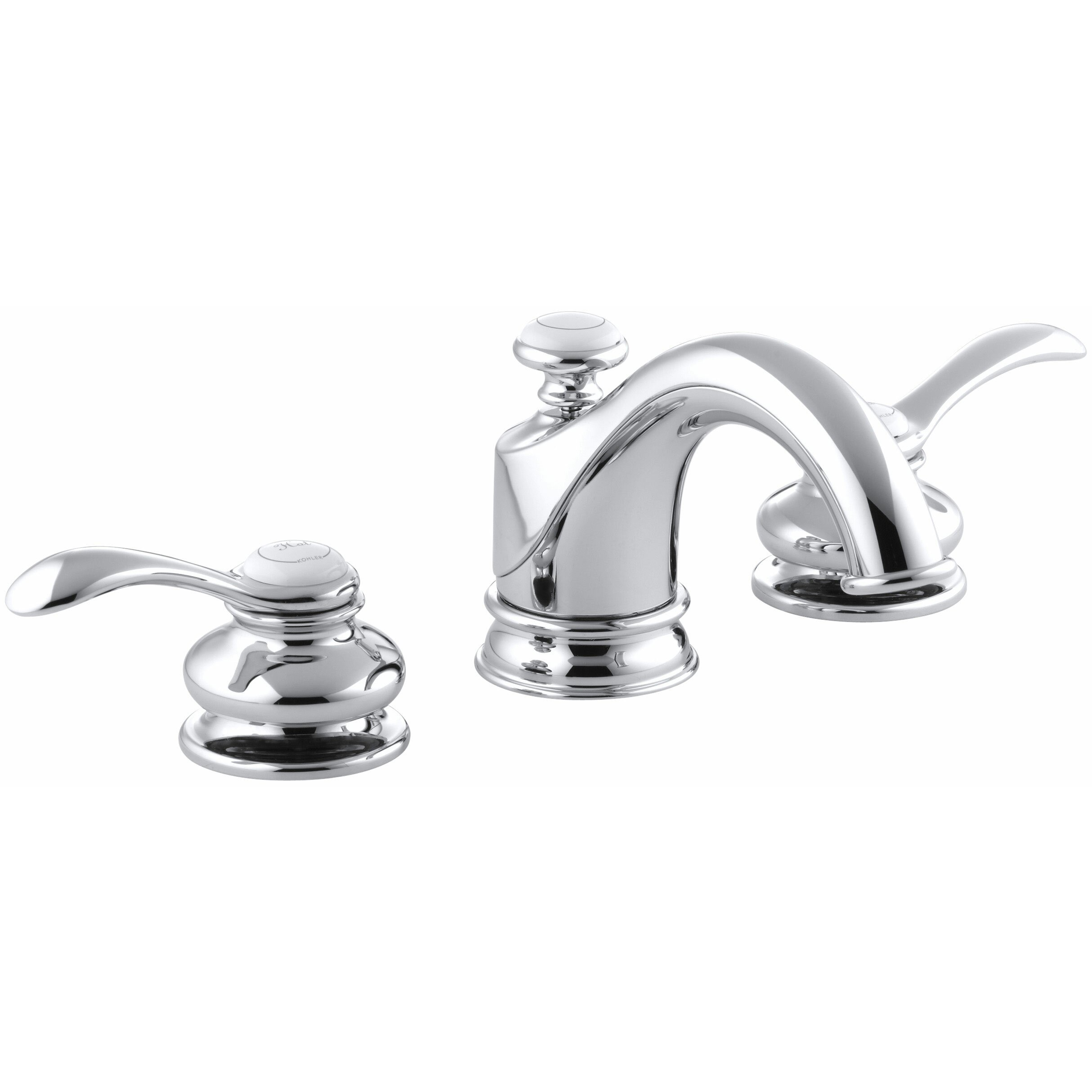Fairfax Widespread Bathroom Sink Faucet with Lever Handles by Kohler