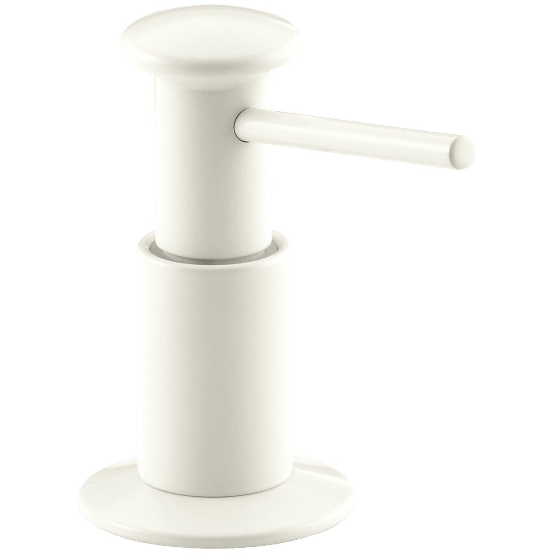 Kohler soap lotion dispenser reviews wayfair - Kohler soap lotion dispenser ...