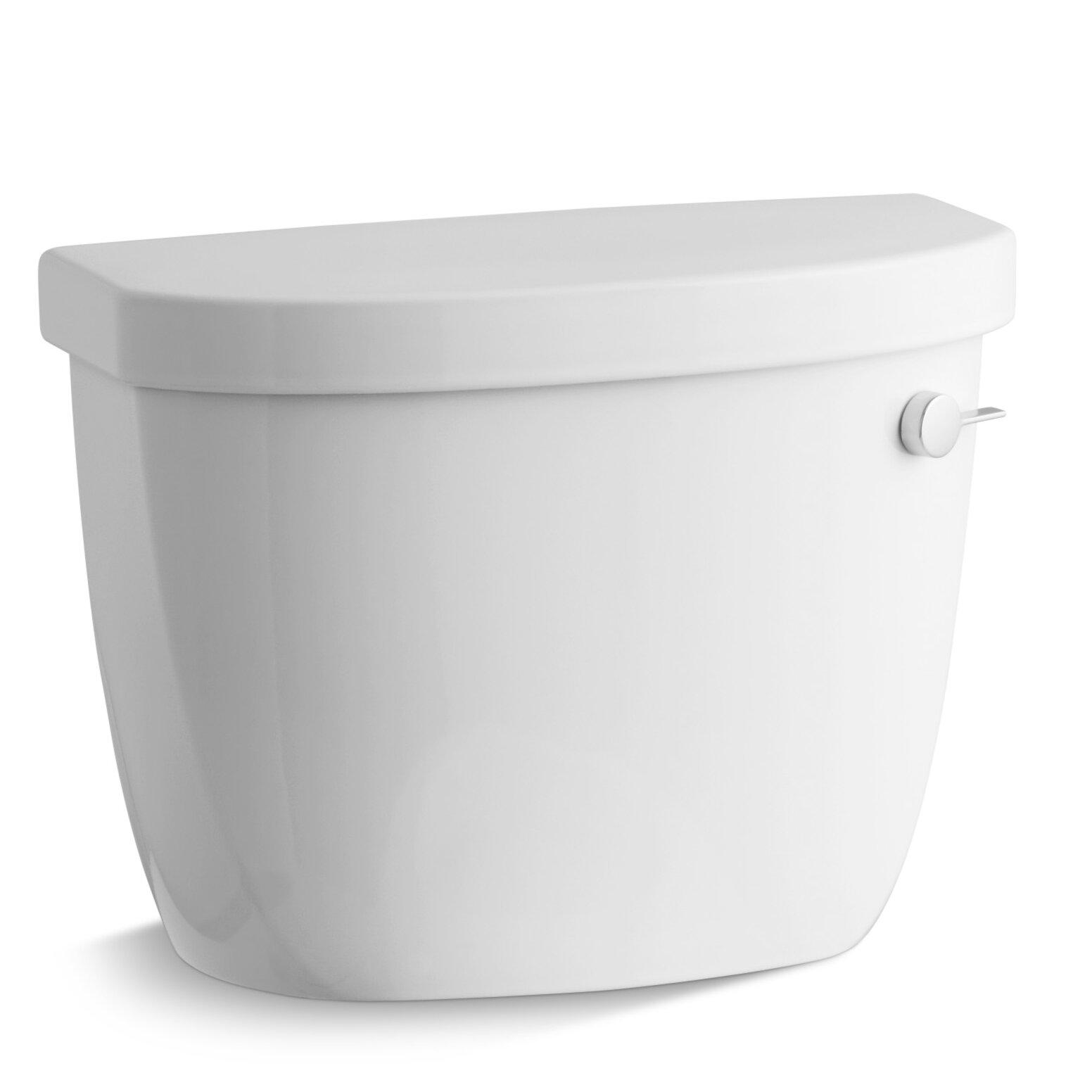 Kohler Cimarron 1 6 Gpf Toilet Tank With Aquapiston Flush