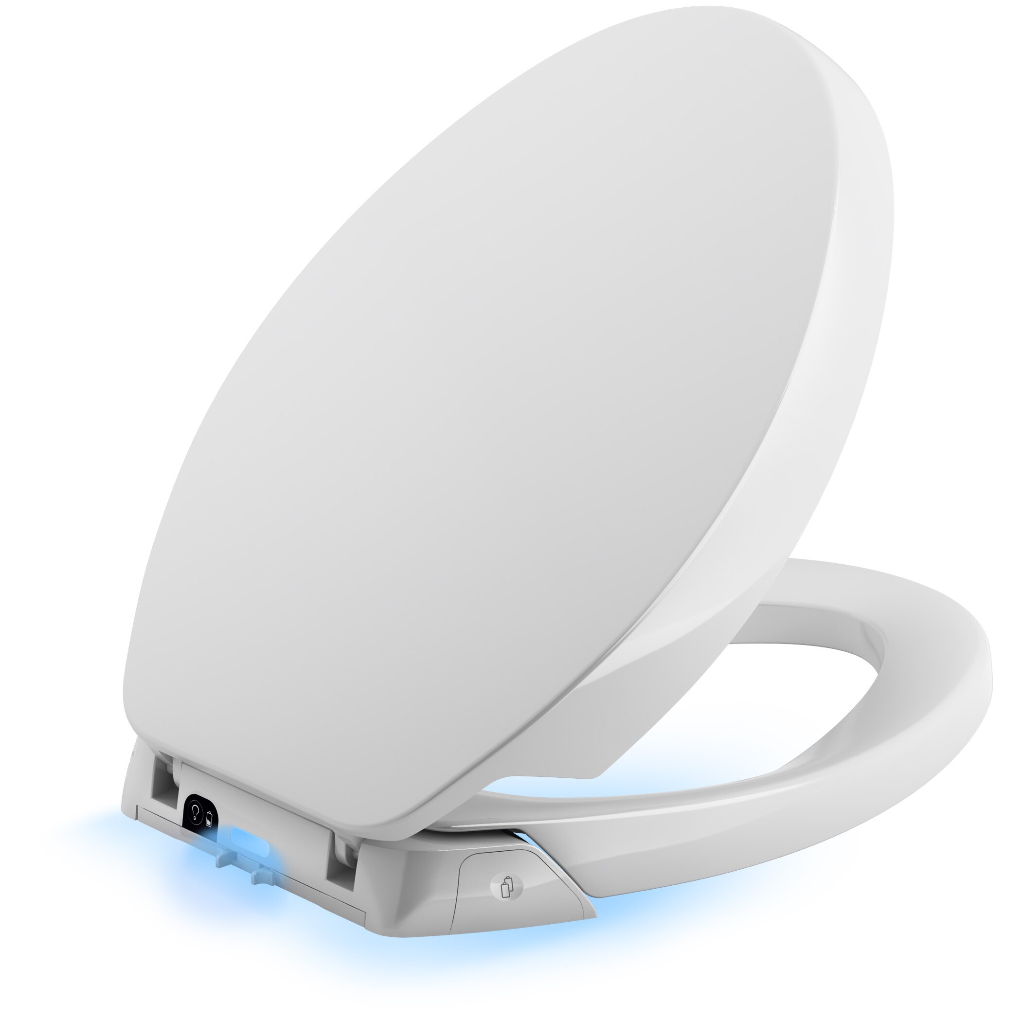 Kohler Purefresh Elongated Toilet Seat Amp Reviews Wayfair Ca