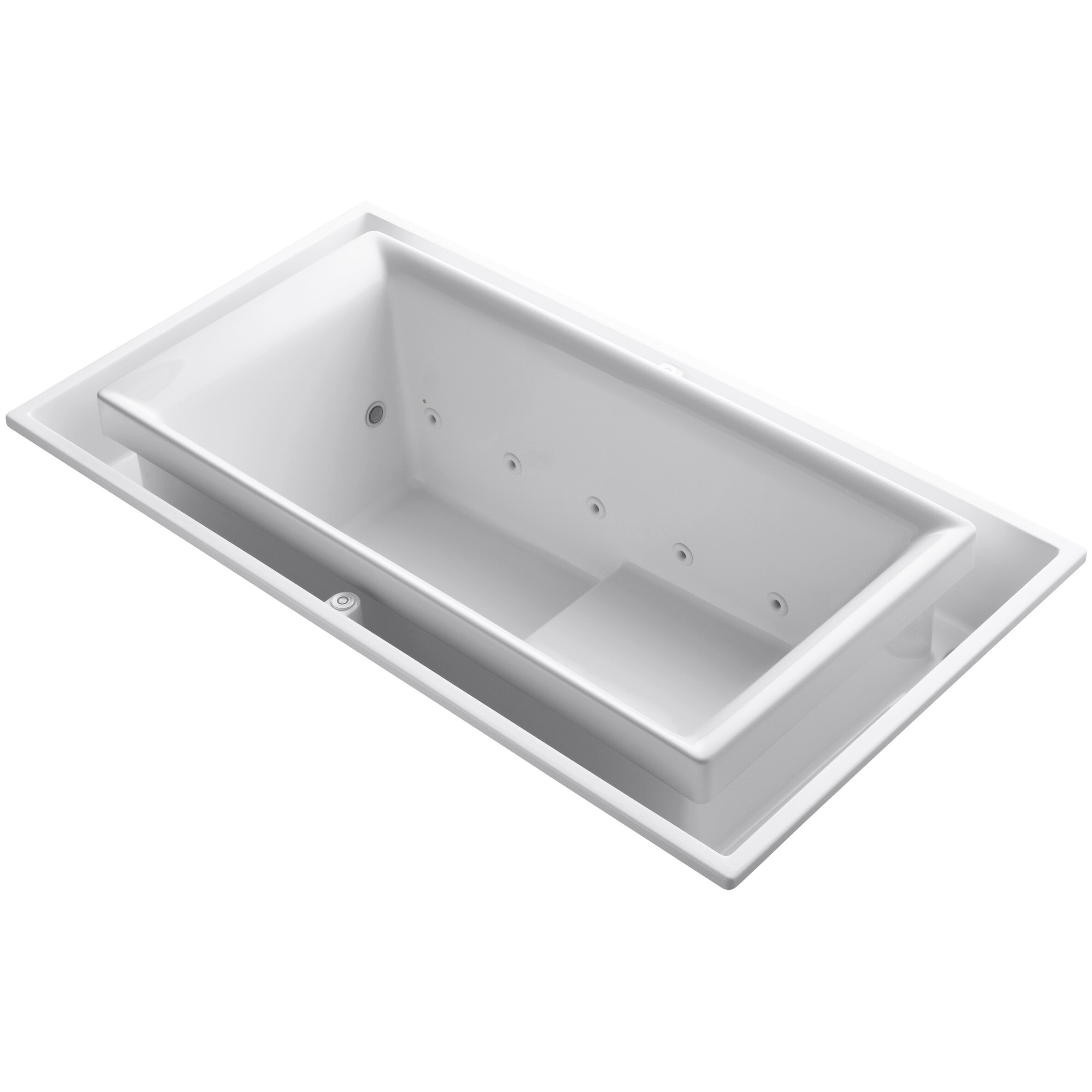 "Kohler Sok 75"" X 41"" Air / Whirlpool Bathtub"