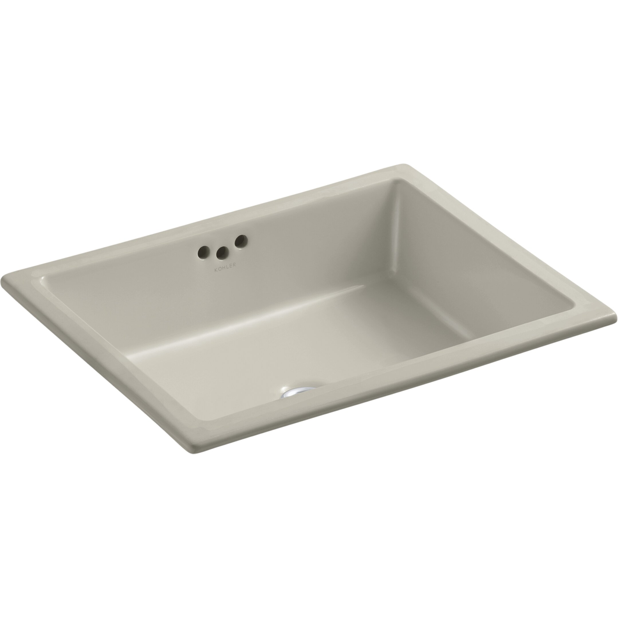 Kohler Kathryn 19 3 4 X 15 5 8 X 6 1 4 Undermount Bathroom Sink Reviews Wayfair
