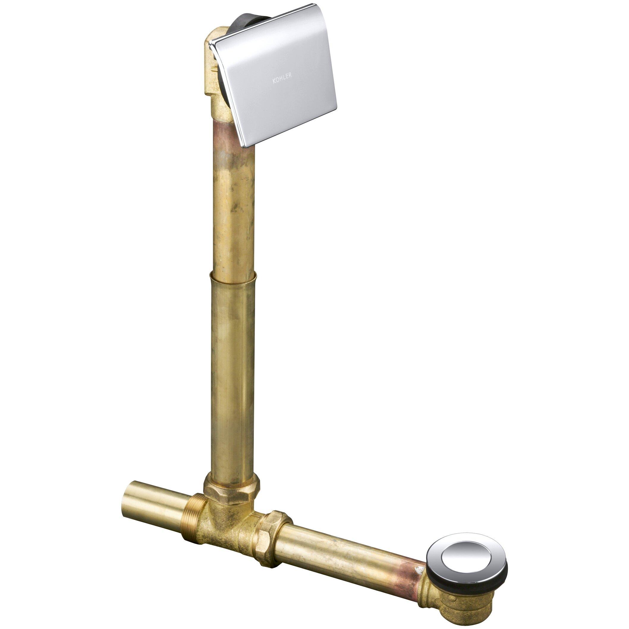 how to clean drain tub vs sink
