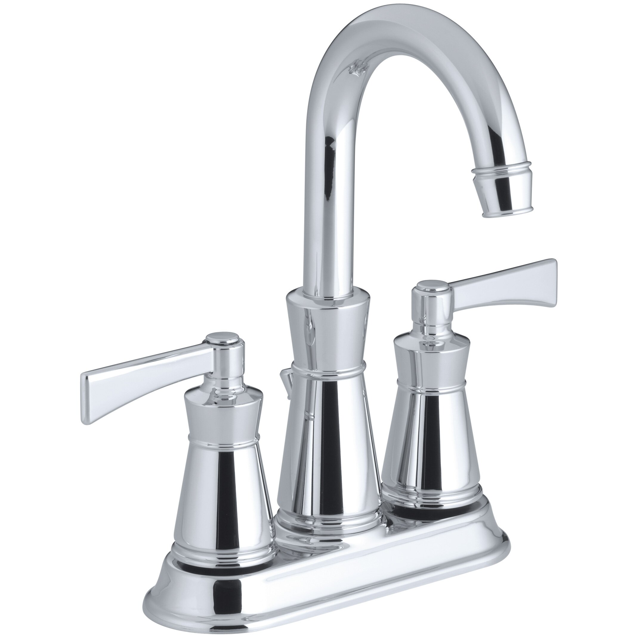 Kohler Faucet Reviews : Kohler Archer Centerset Bathroom Sink Faucet & Reviews Wayfair