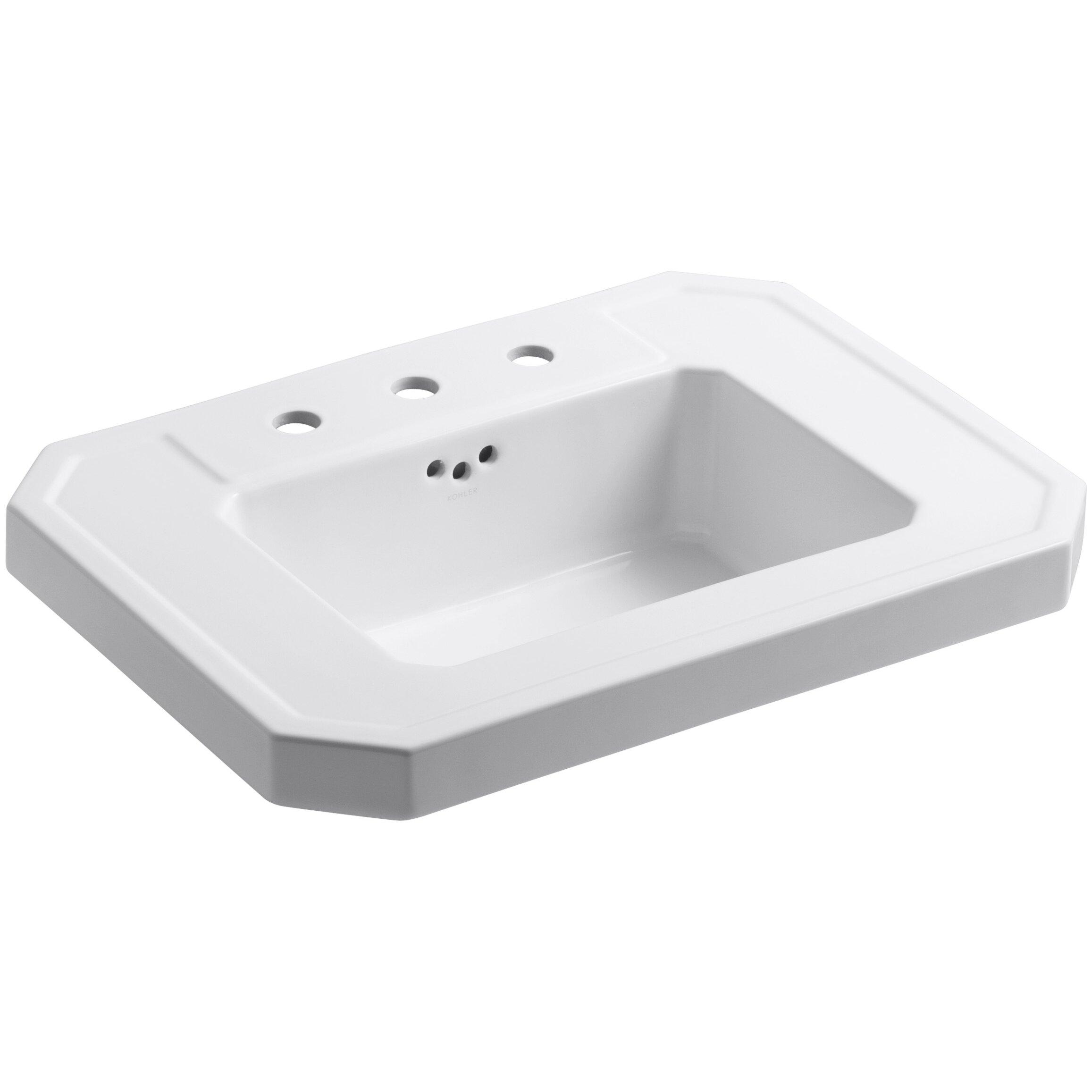 Kohler Kathryn Bathroom Sink Basin Wayfair