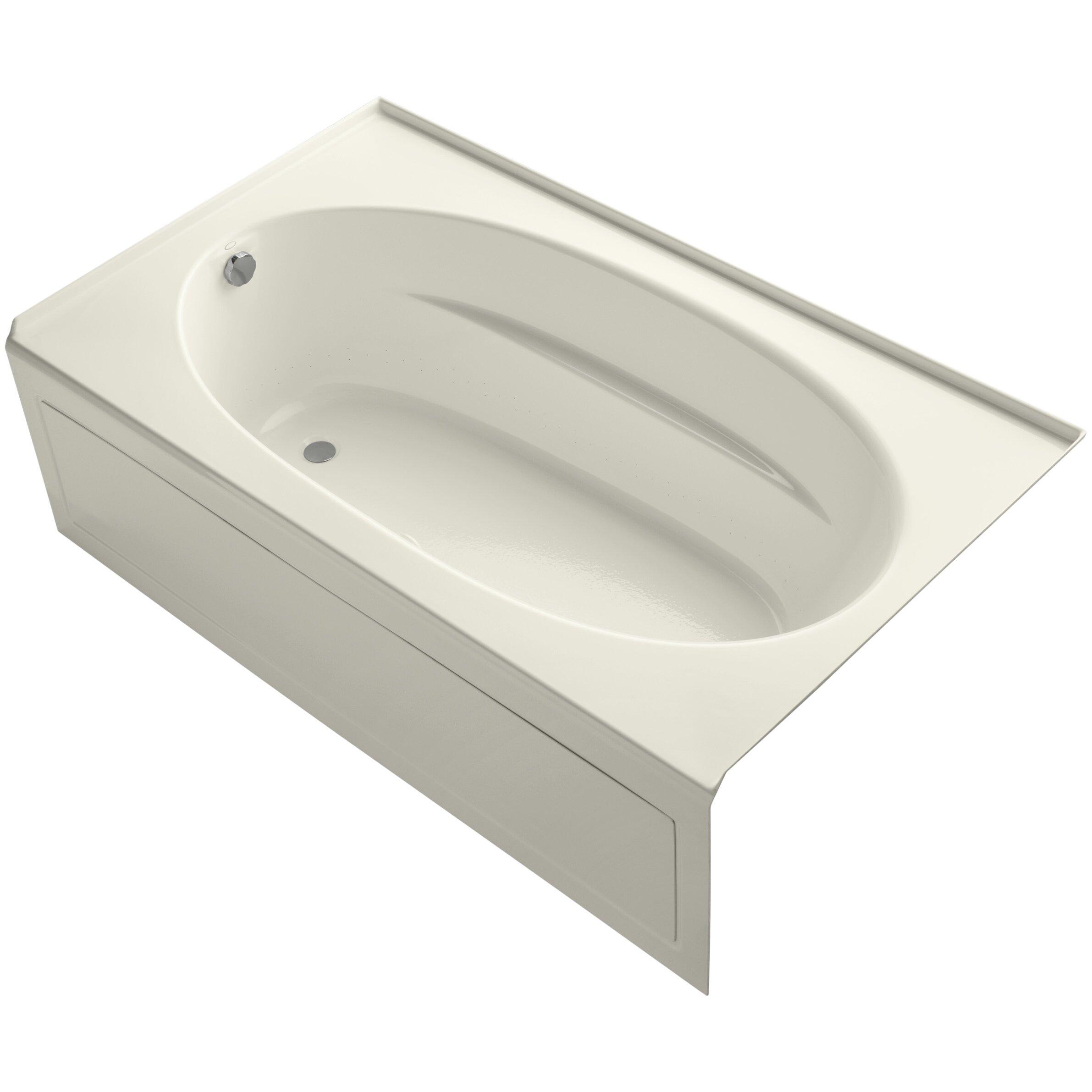 Bathtub Kohler : Home Improvement Bathroom Fixtures ... Kohler Part #: K-1114-GLA SKU ...