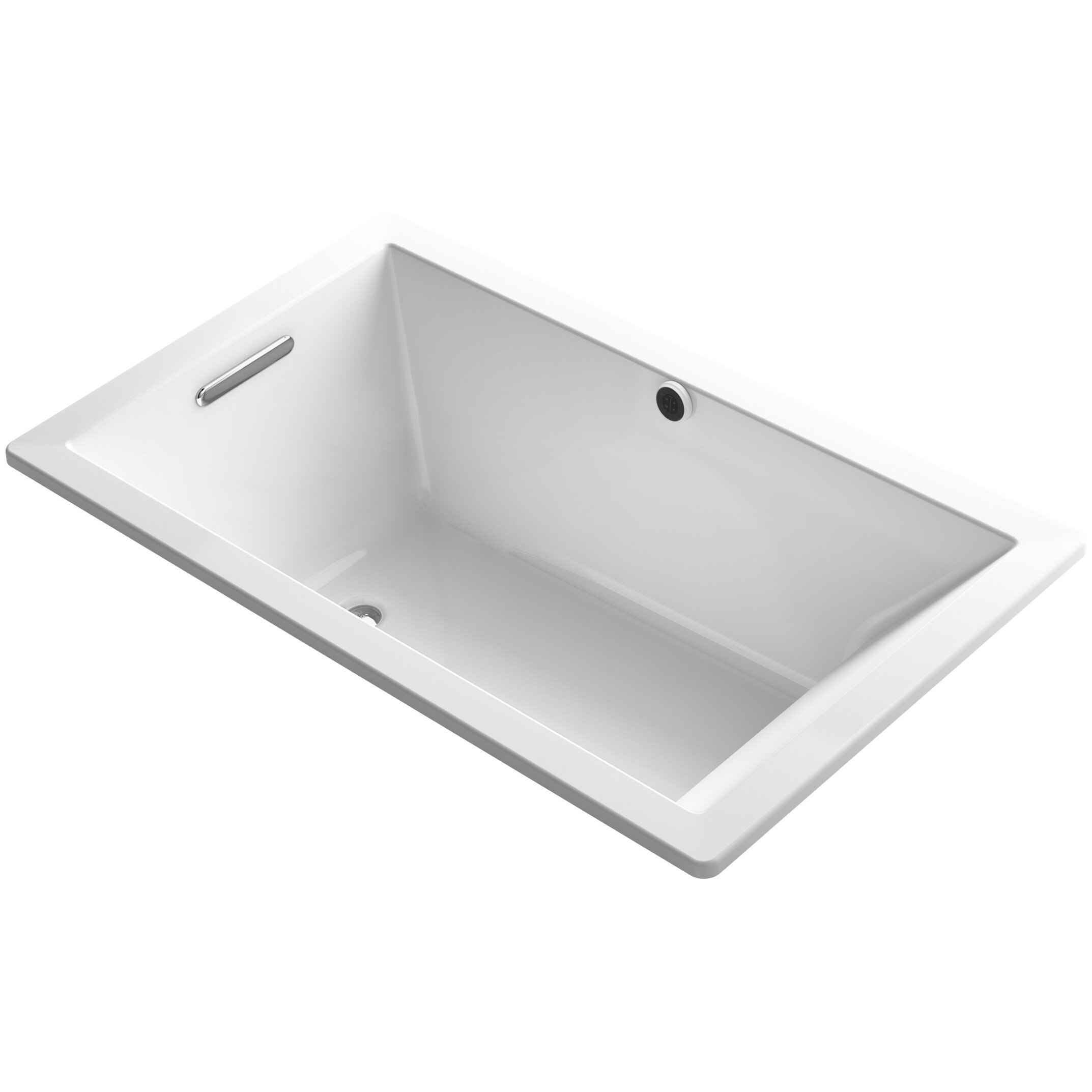 "Kohler Underscore 60"" x 36"" Soaking Bathtub 