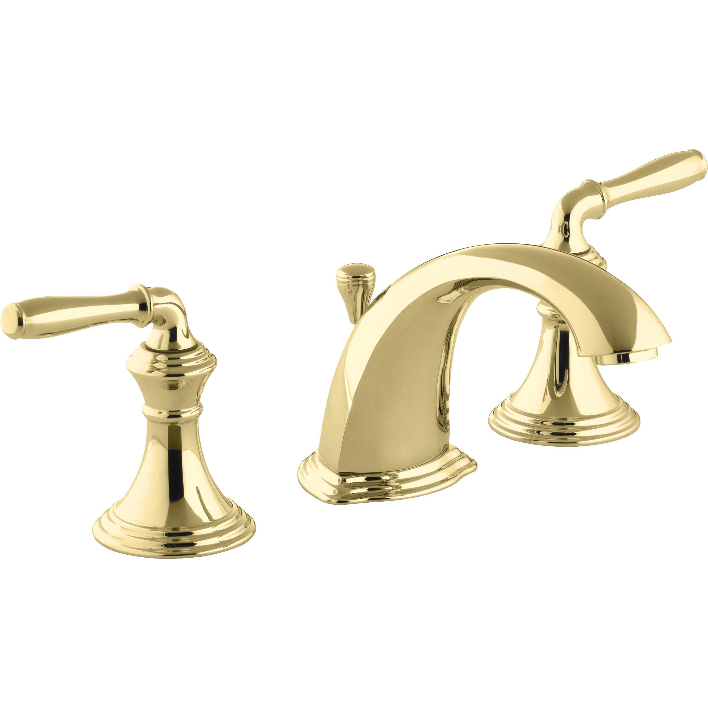 Kohler Devonshire Standard Bathroom Faucet Double Handle