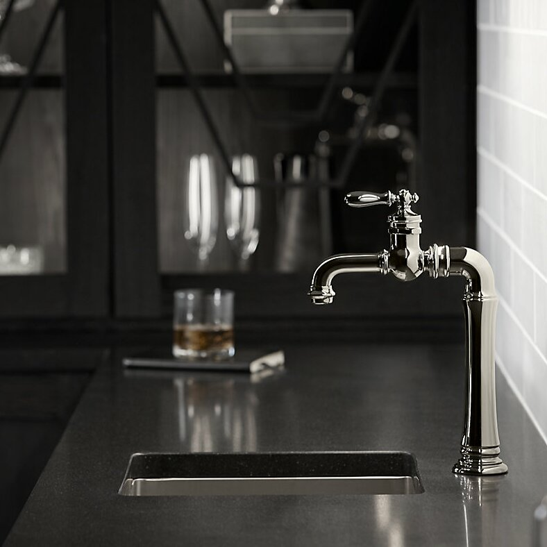 Bar Sink Faucet : ... Artifacts(R) Gentlemans(TM) Bar Sink Faucet & Reviews Wayfair