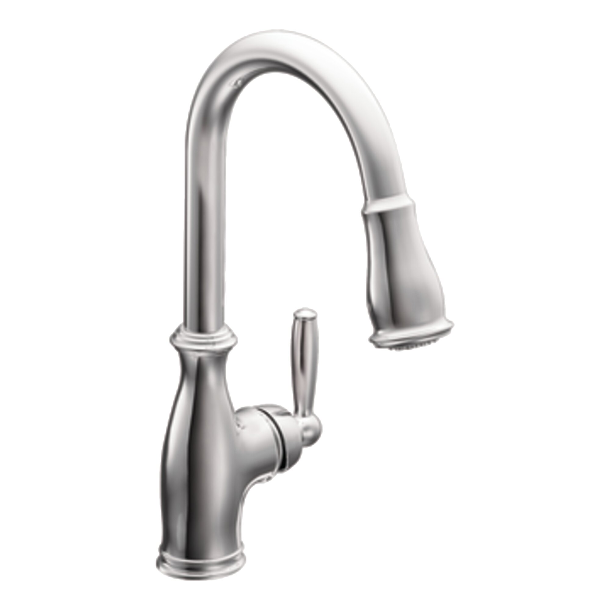 moen brantford single handle kitchen faucet reviews