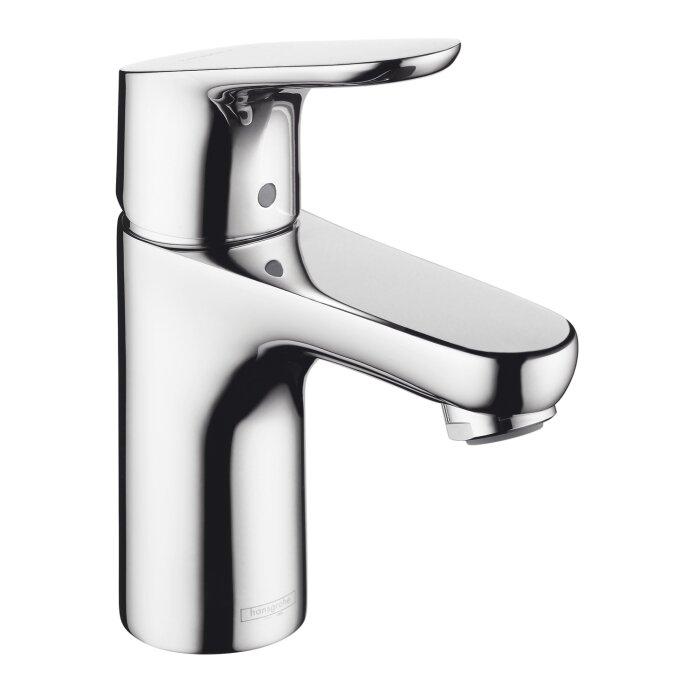 Hansgrohe Bathroom Faucet #18: Hansgrohe Focus Single Handle Single Hole Standard Bathroom Faucet