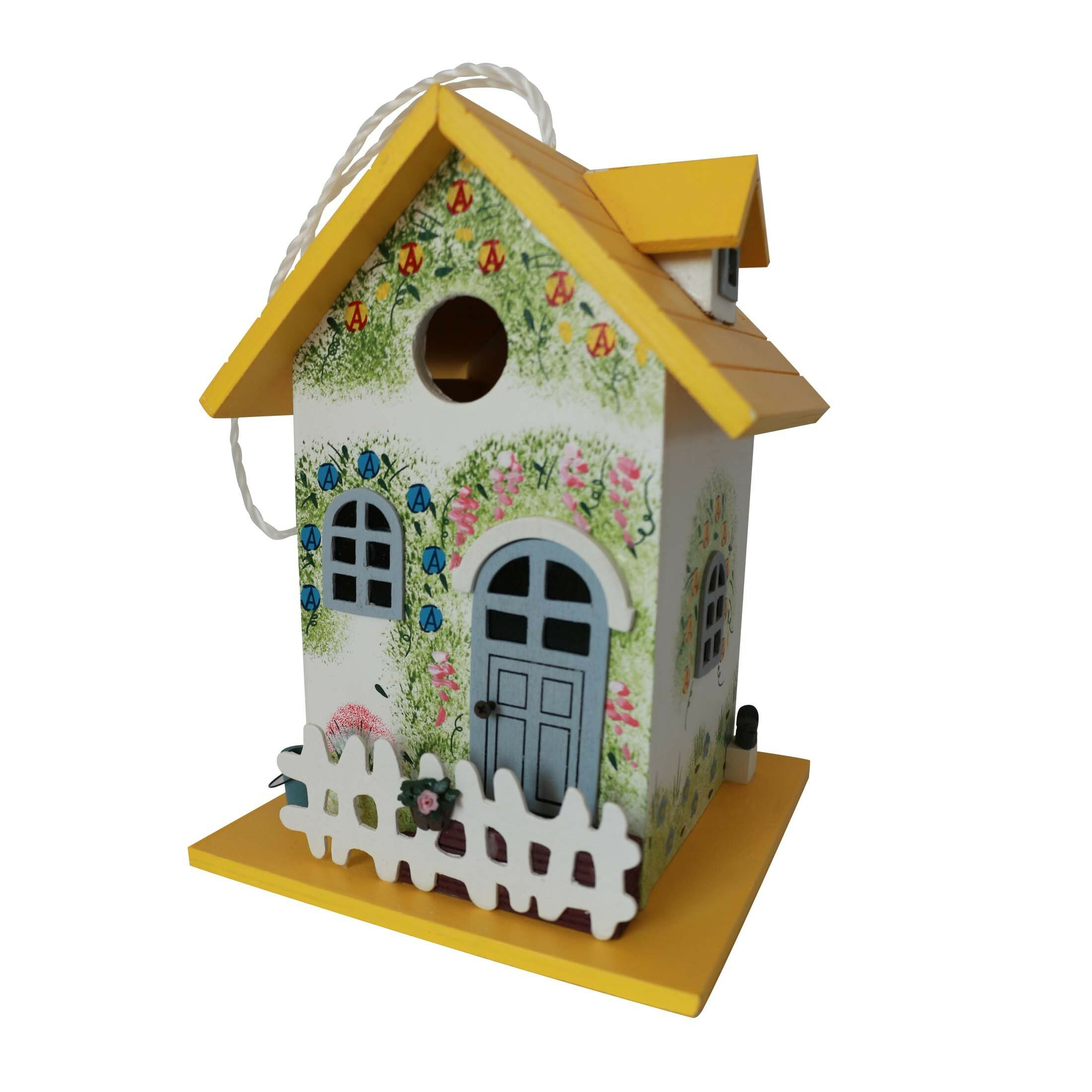 Yellow Finch Bird House 28 Images Pdf Woodwork Yellow