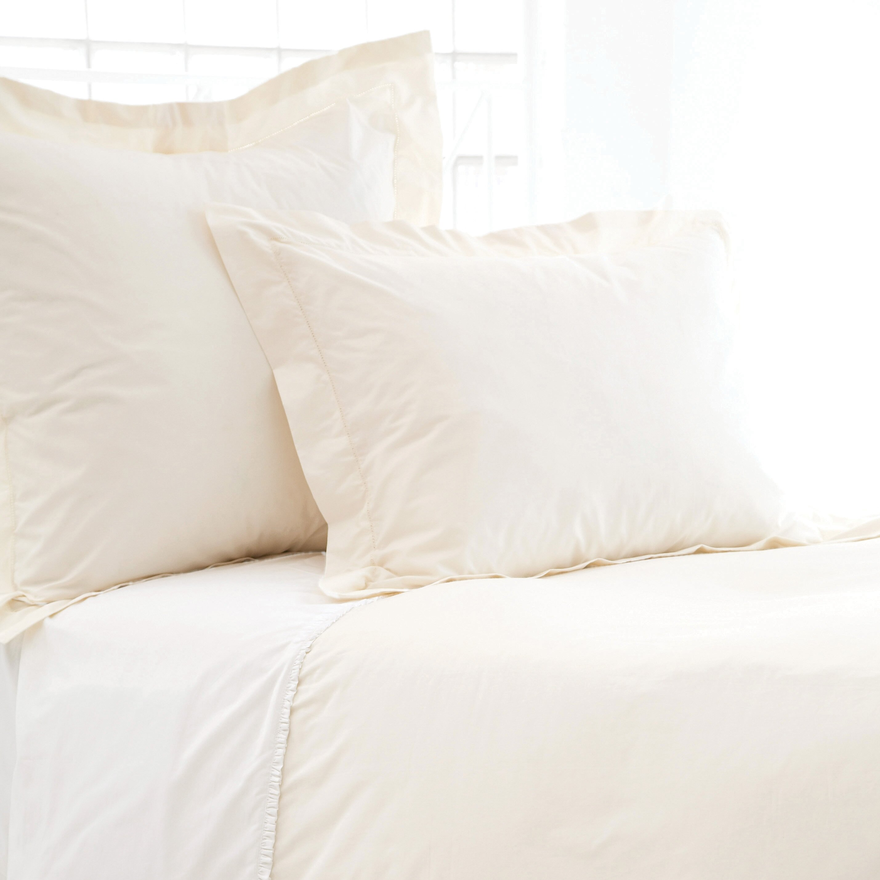 Pine Cone Hill Classic Hemstitch Duvet Collection