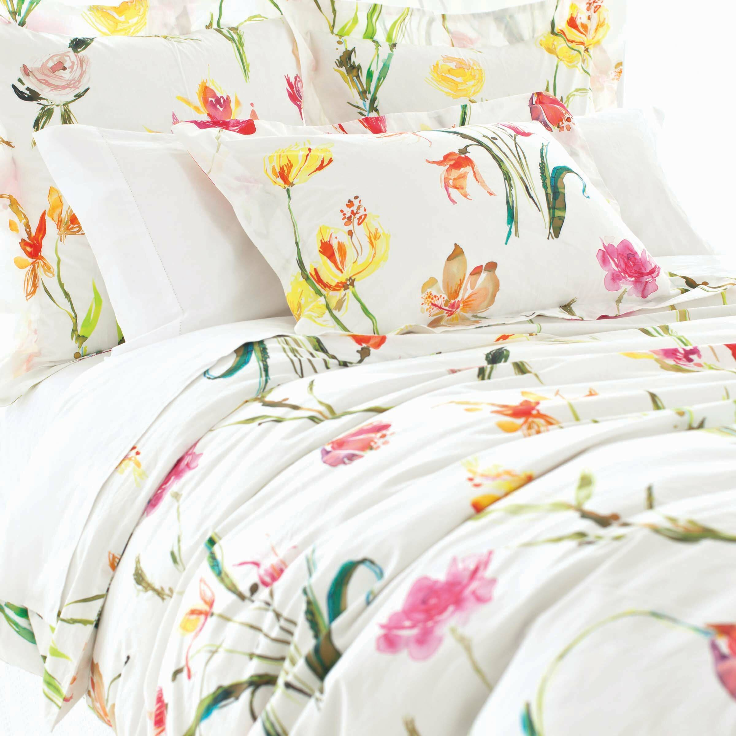 Full Bed Bedroom Sets Pine Cone Hill Watercolor Duvet Cover Collection Amp Reviews