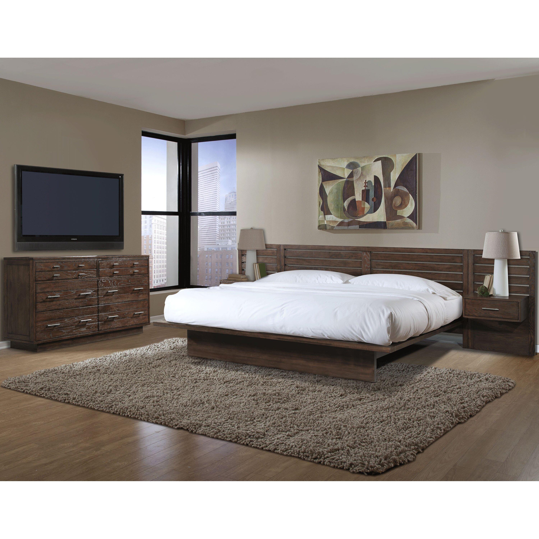 Cresent Furniture Hudson Platform Bed Reviews Wayfair