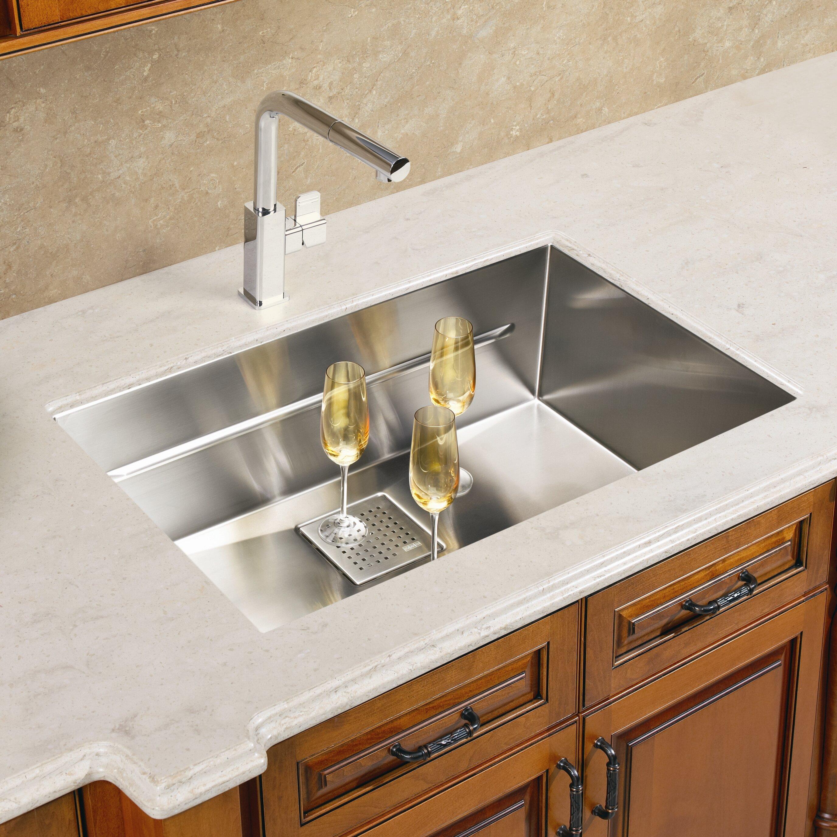 Franke Kitchen Sink Price : Franke Peak 17.75