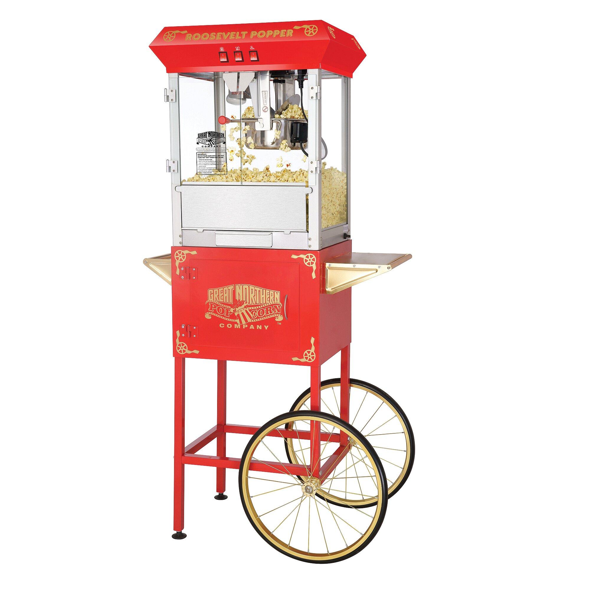pop corn maker machine