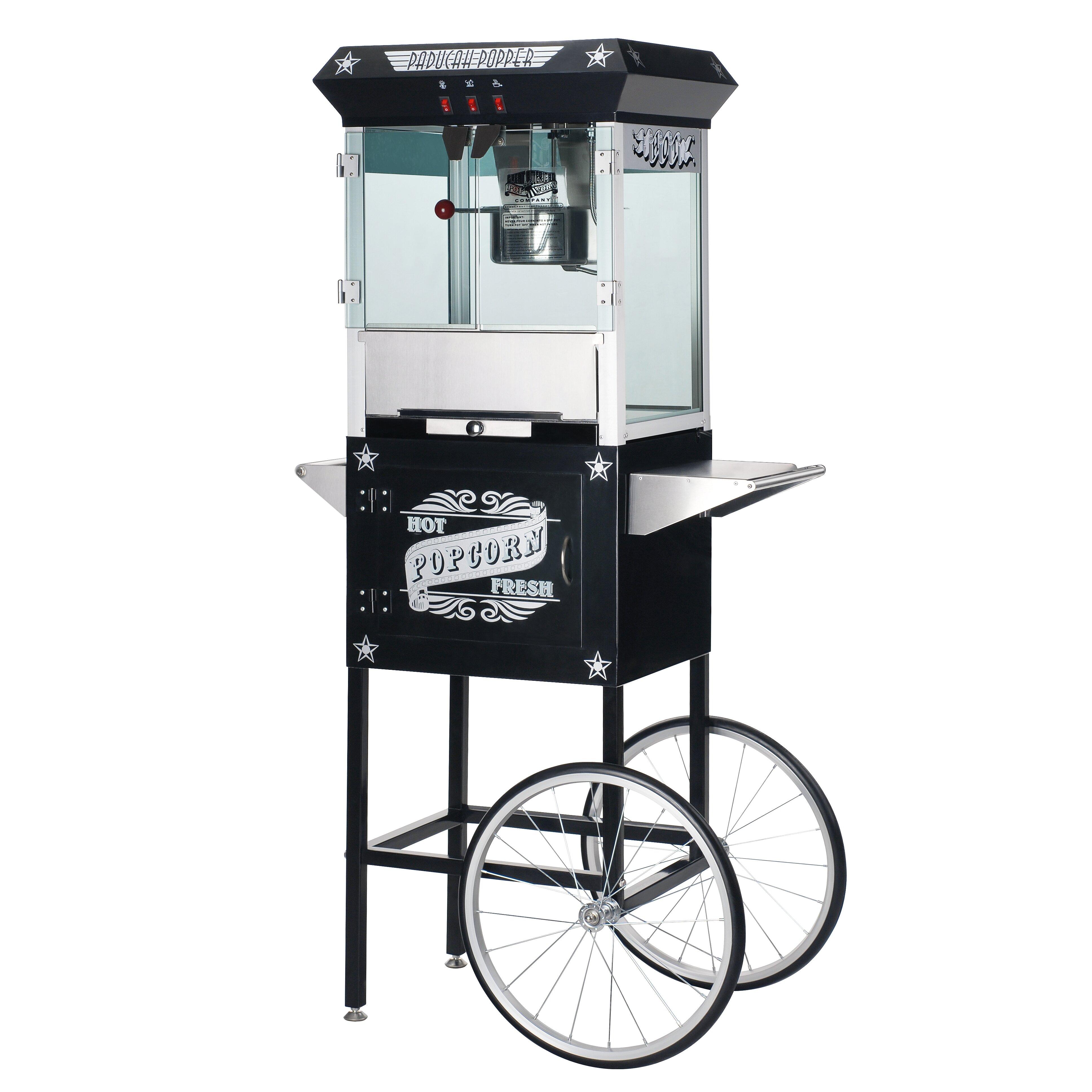 paducah popcorn machine