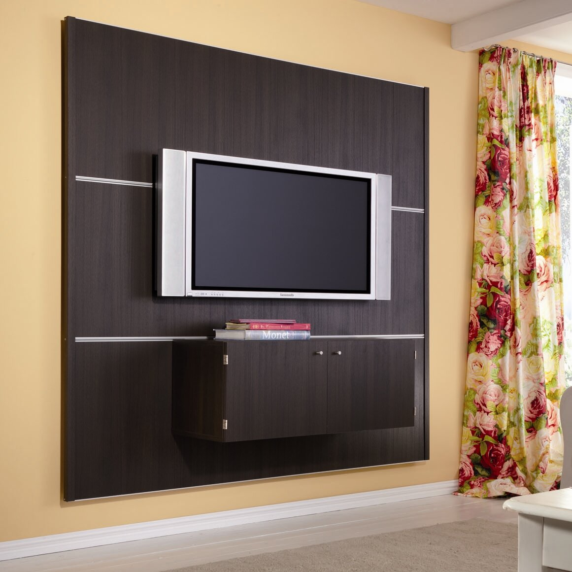cinewall entertainment centre wayfair uk. Black Bedroom Furniture Sets. Home Design Ideas