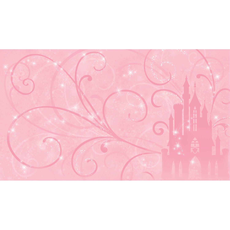 Room Mates 7 Piece Disney Princess Scroll Wall Mural