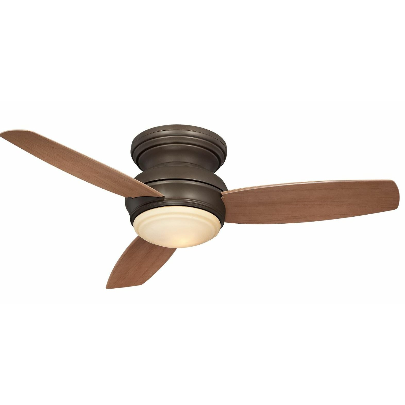 44 Ceiling Fan : Minka aire quot traditional concept blade ceiling fan
