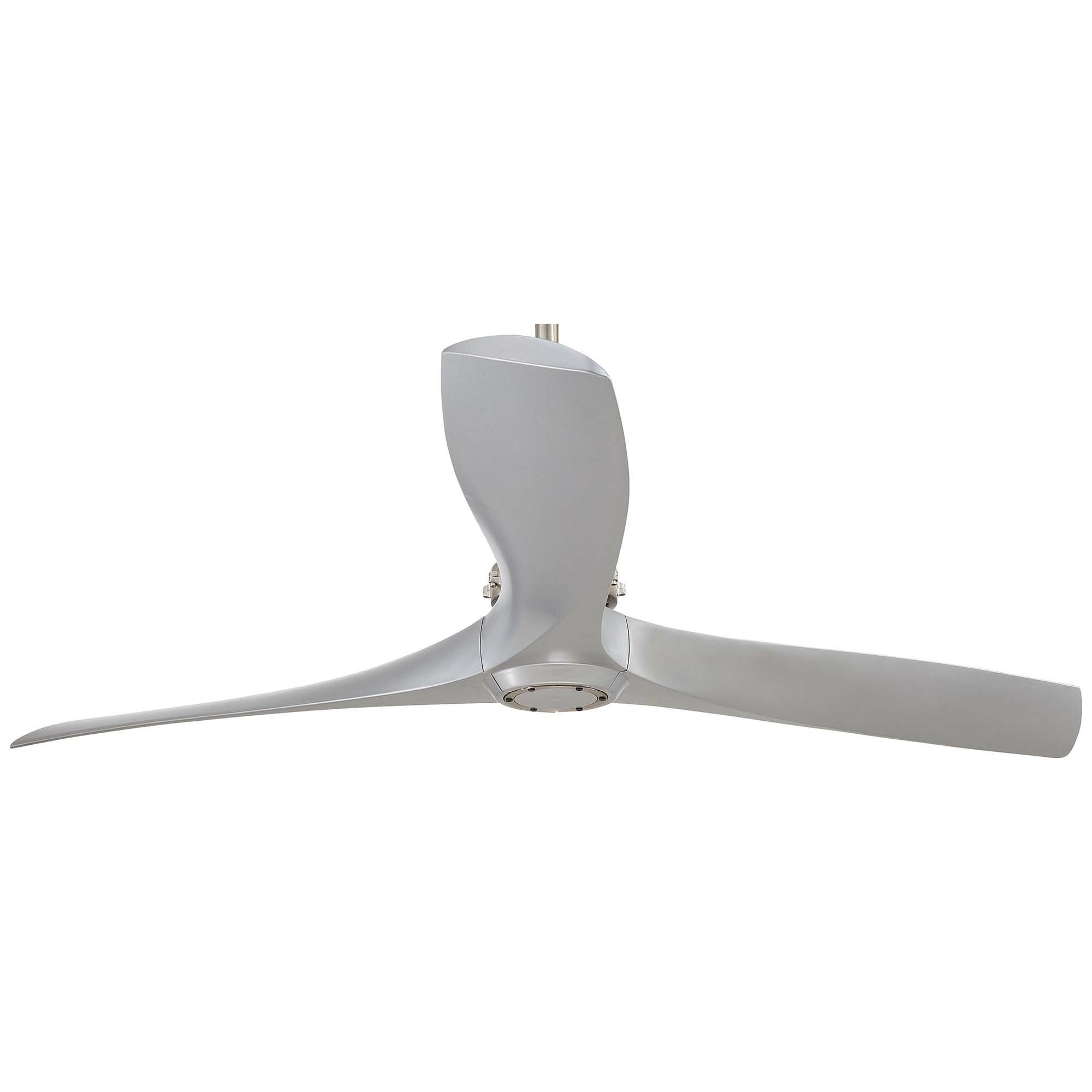 """Minka Aire 60"""" Aviation 3 Blade Ceiling Fan With Handheld"""