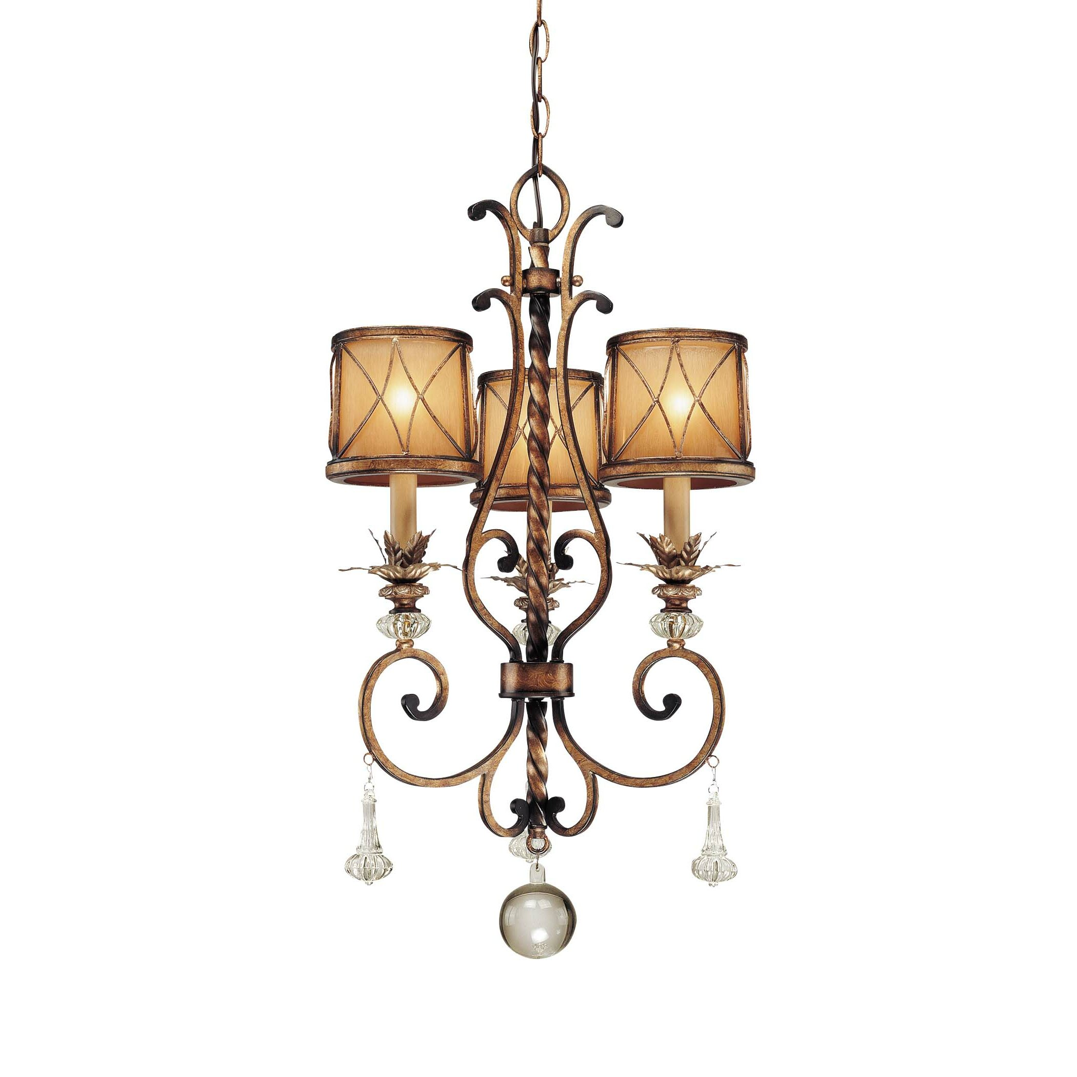 Minka Lavery Aston Court 3 Light Chandelier Reviews Wayfair