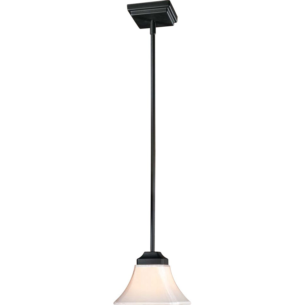 Minka Lavery Agilis 1 Light Mini Pendant Reviews Wayfair