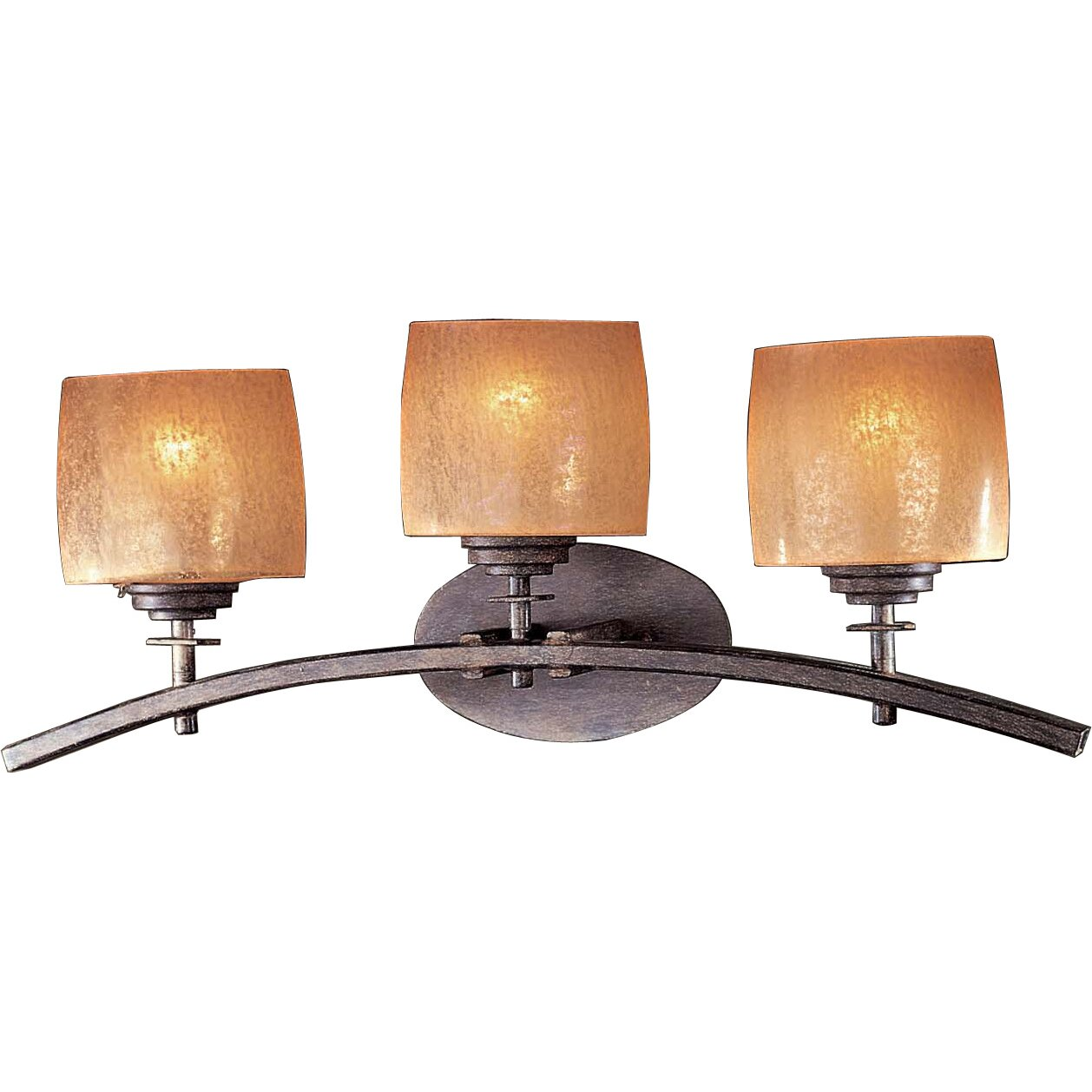 Minka Lavery Raiden 3 Light Vanity Light Reviews Wayfair