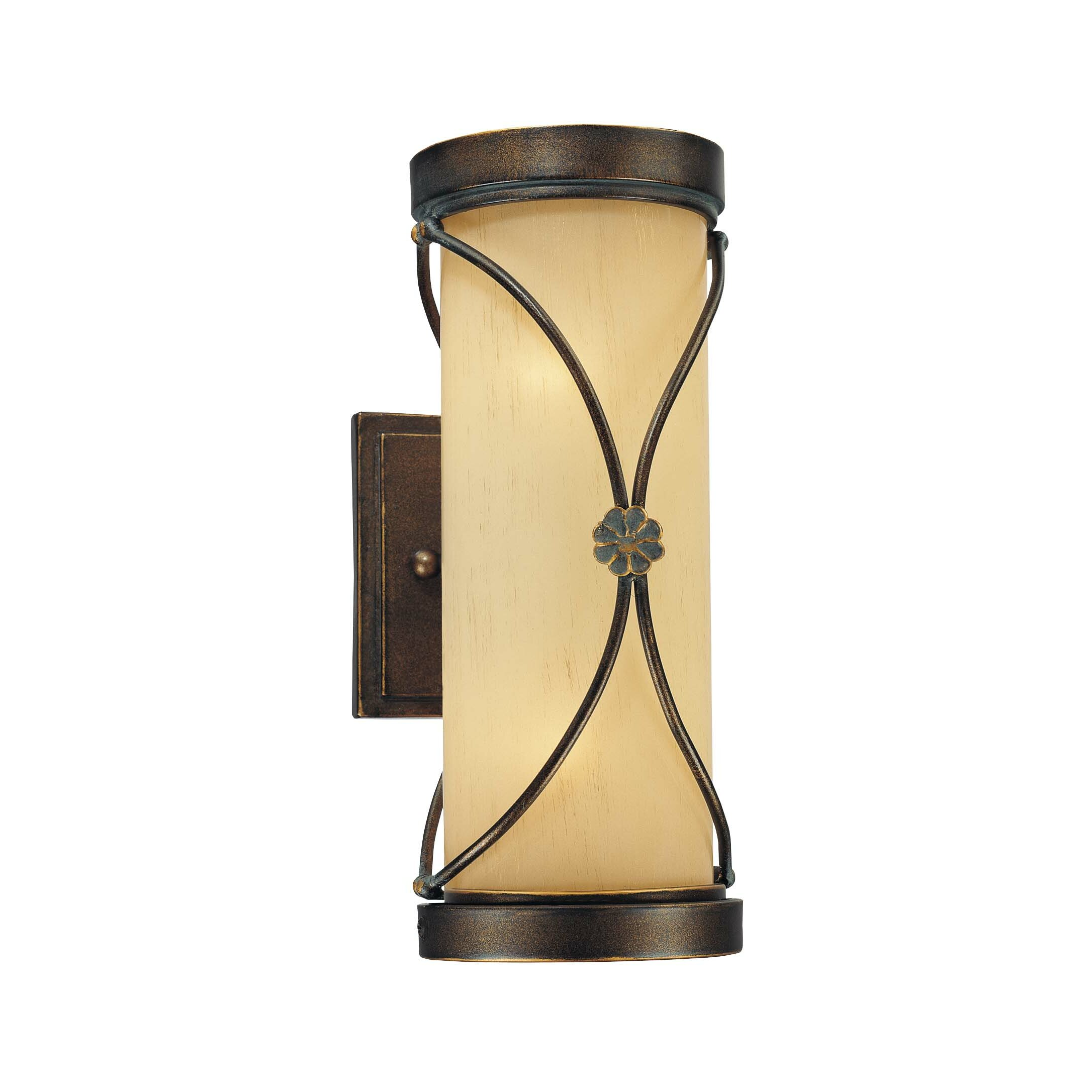 Minka Lavery Atterbury 2 Light Wall Sconce Reviews Wayfair